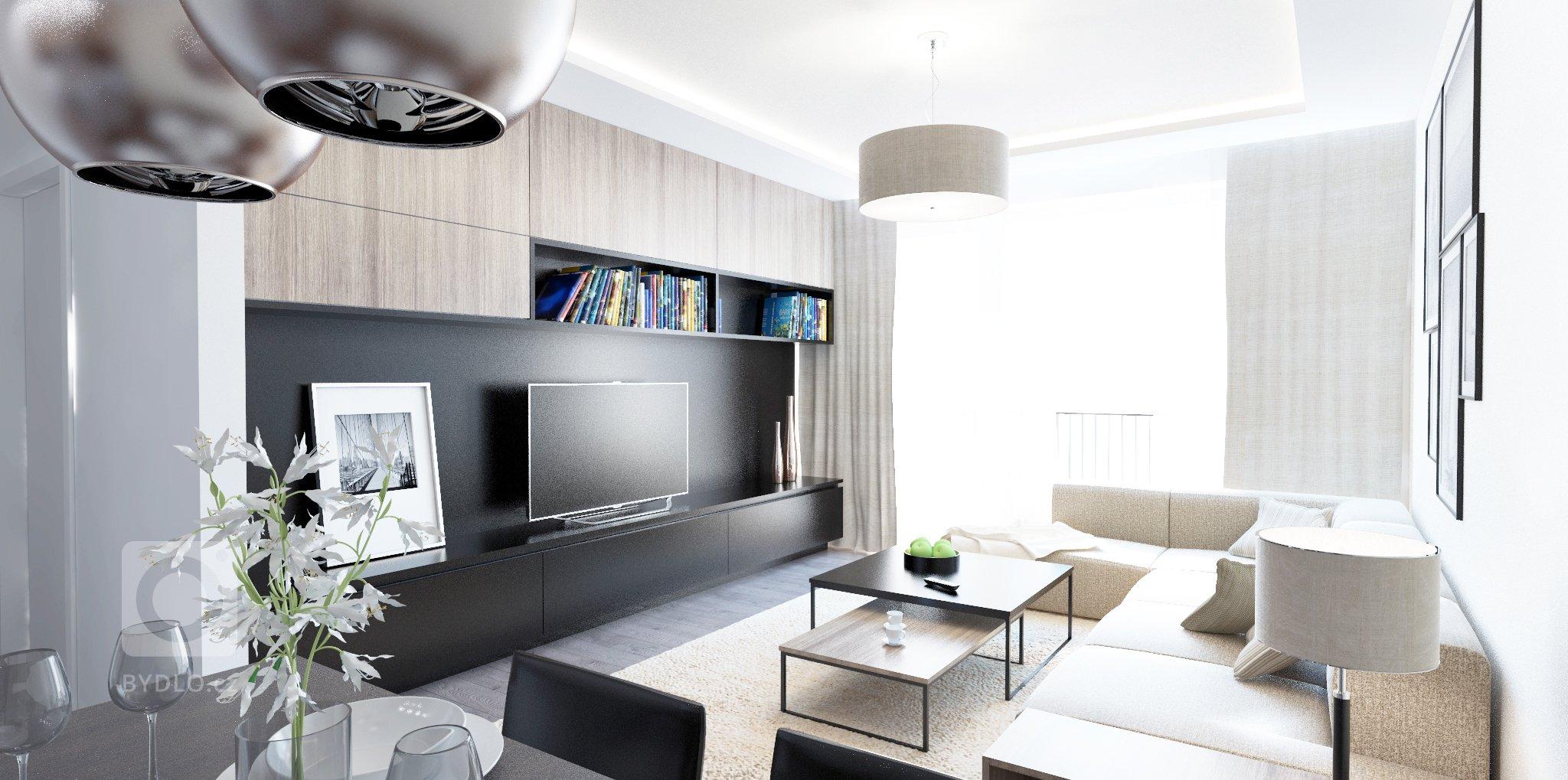 Spojili sme čiernu eleganciu,výraznú kresbu dreva a elegantné doplnky do návrhu bytu v Slnečniciach. Výsledkom je moderne zariadený interiér v zemitých…