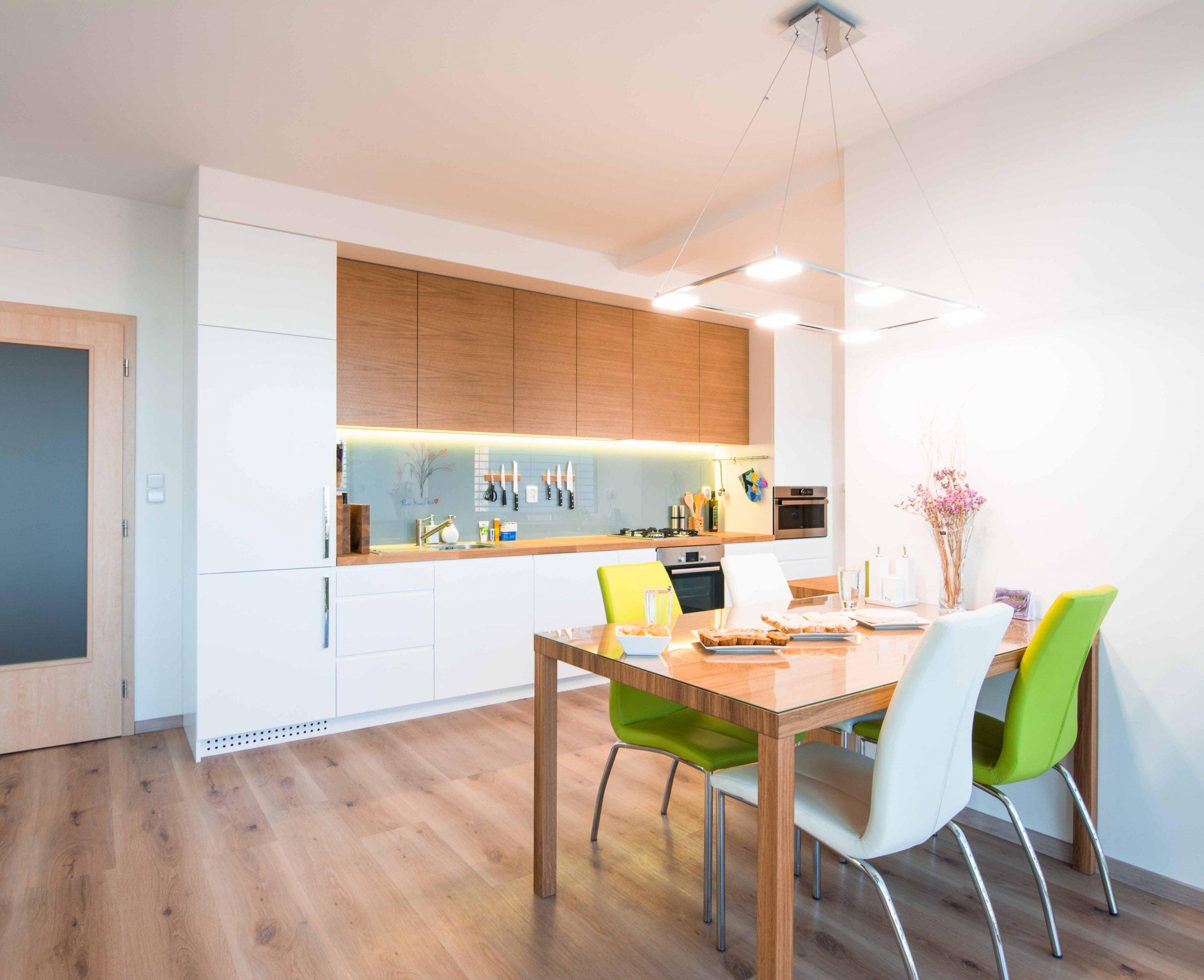 Začátkem roku 2015 jsme navrhovali interiér mezonetového bytu na Kociánce v Brně. Asi po roce jsme se byli podívat na výsledek. Realizaci dělal na náš…