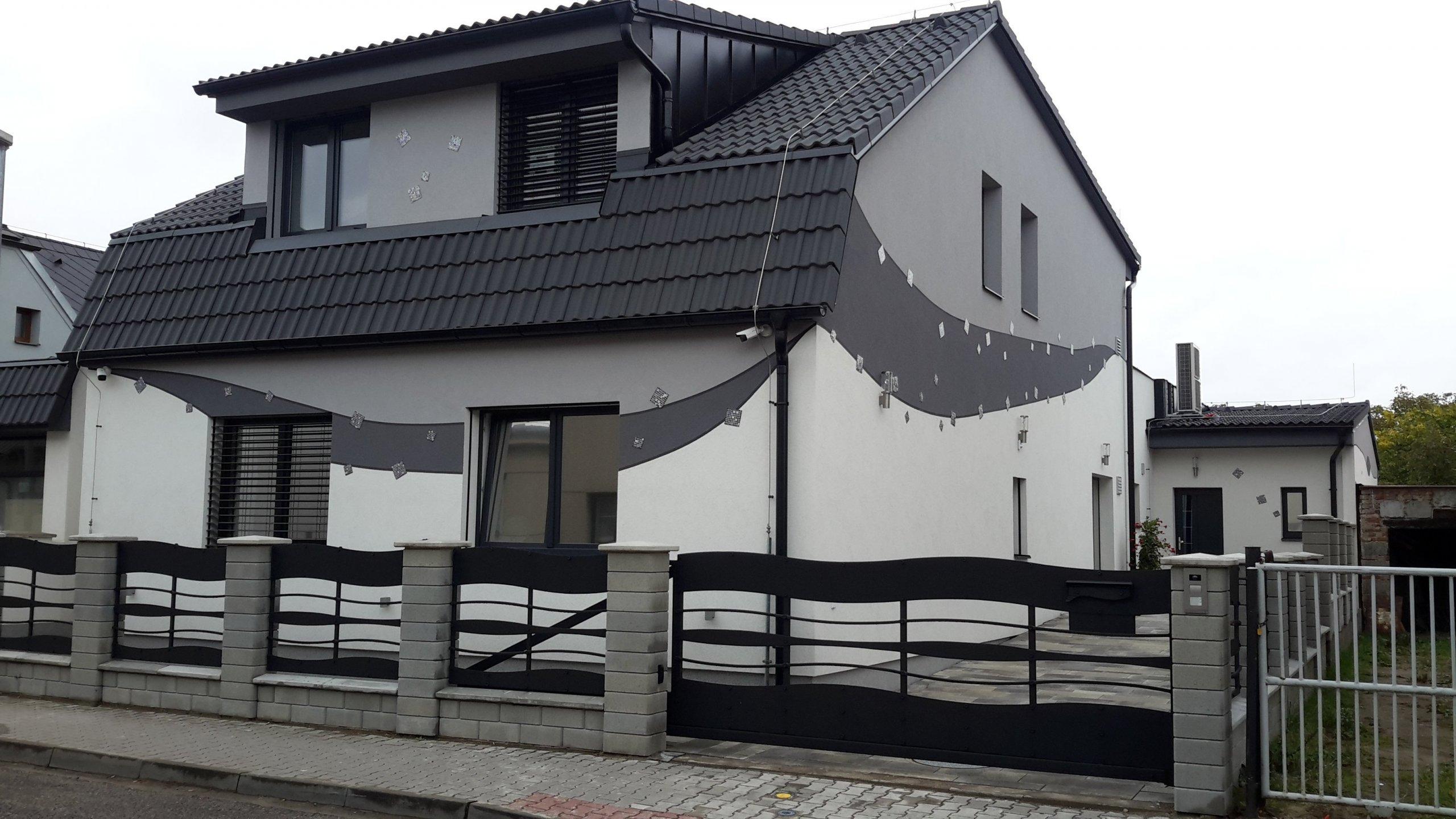 Doplnění interiéru rekonstruovaného  rodinného domu
