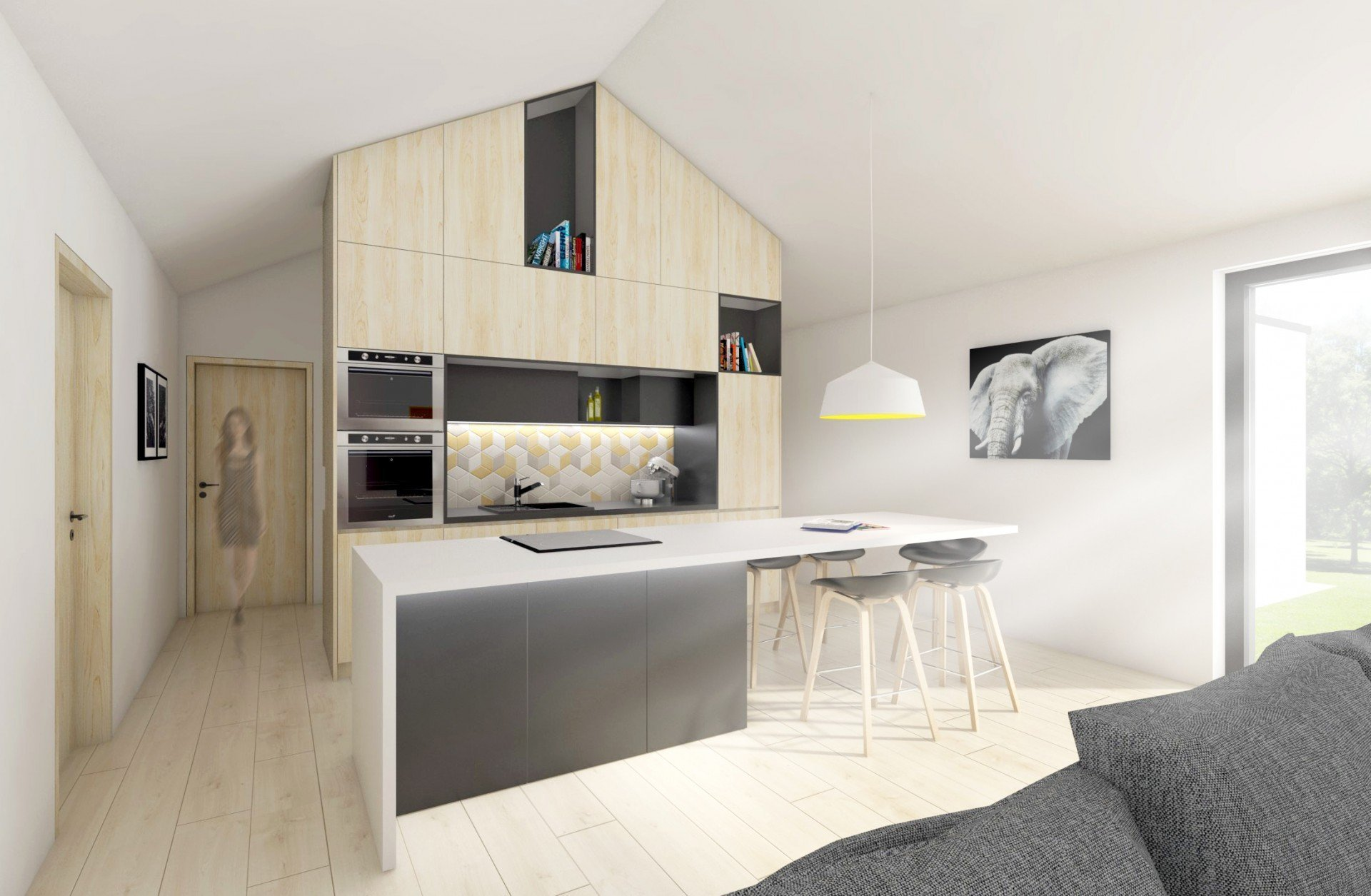 Už dnes si môžete prísť pozrieť vzorový dom Motiv, jeho štandardné vybavenie, ako i nábytok, ktorý dodávala naša spoločnosť.Výnimočnou vlastnosťou tohto…