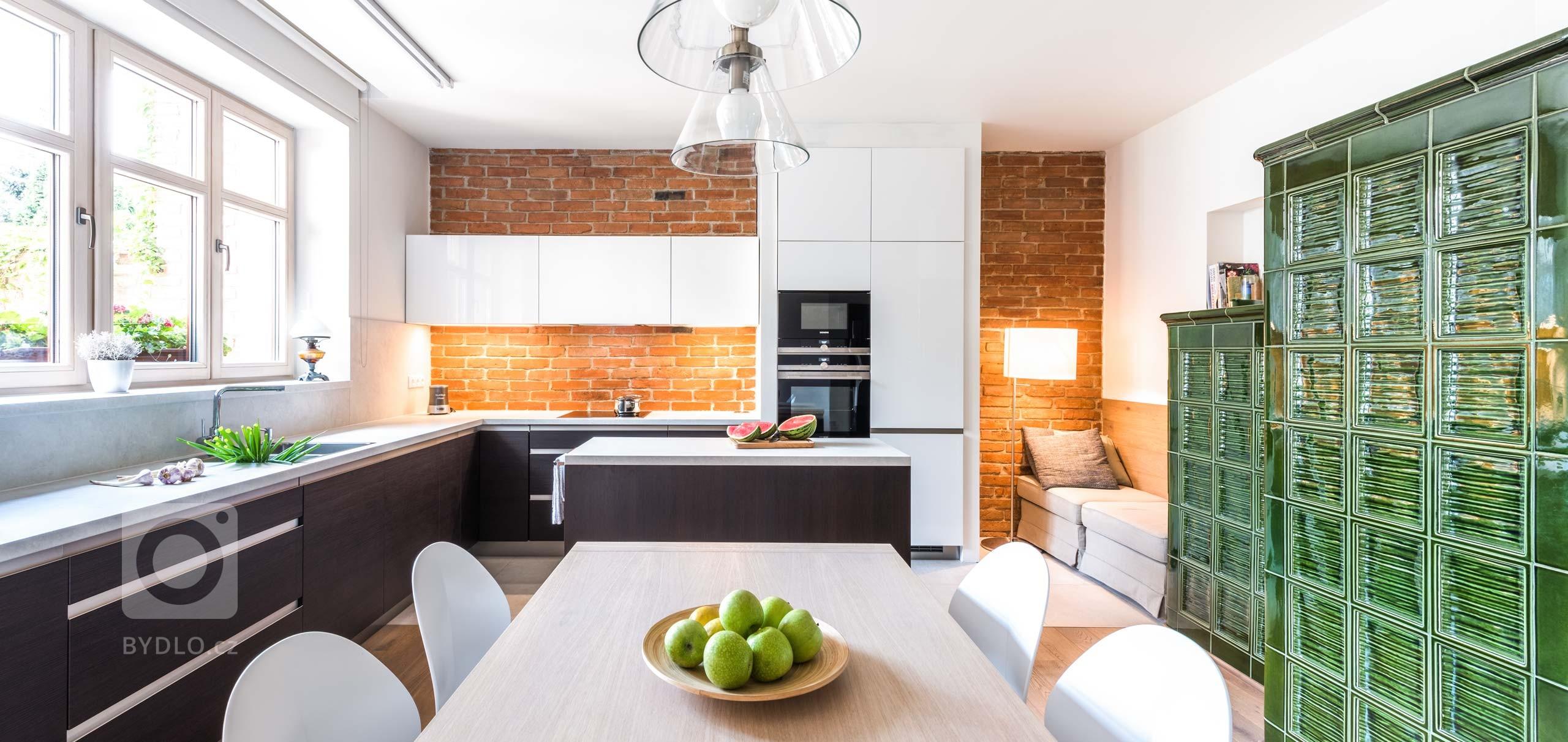 Jak udělat z kuchyně vaše nejoblíbenější místo na světě? Vezměte dva protichůdné styly a spojte je do jednoho promyšleného nadčasového celku. Ultra moderní…