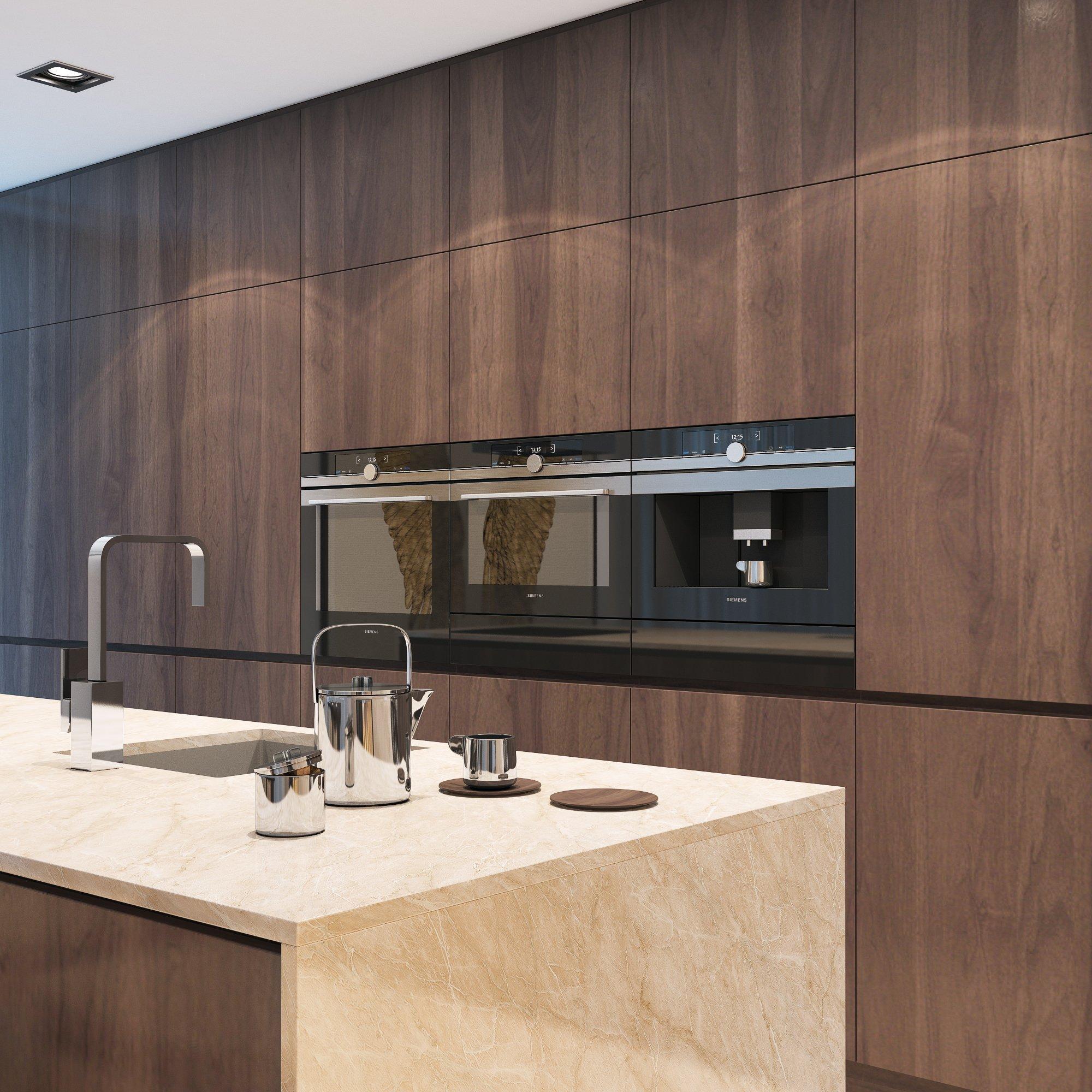 Návrh interiéru dvoupodlažního domu, kde jsou použity exkluzivní materiály s vysokou kvalitou. Interiéry jsou řešeny velkoryse, obzvláště hlavní denní prostor…