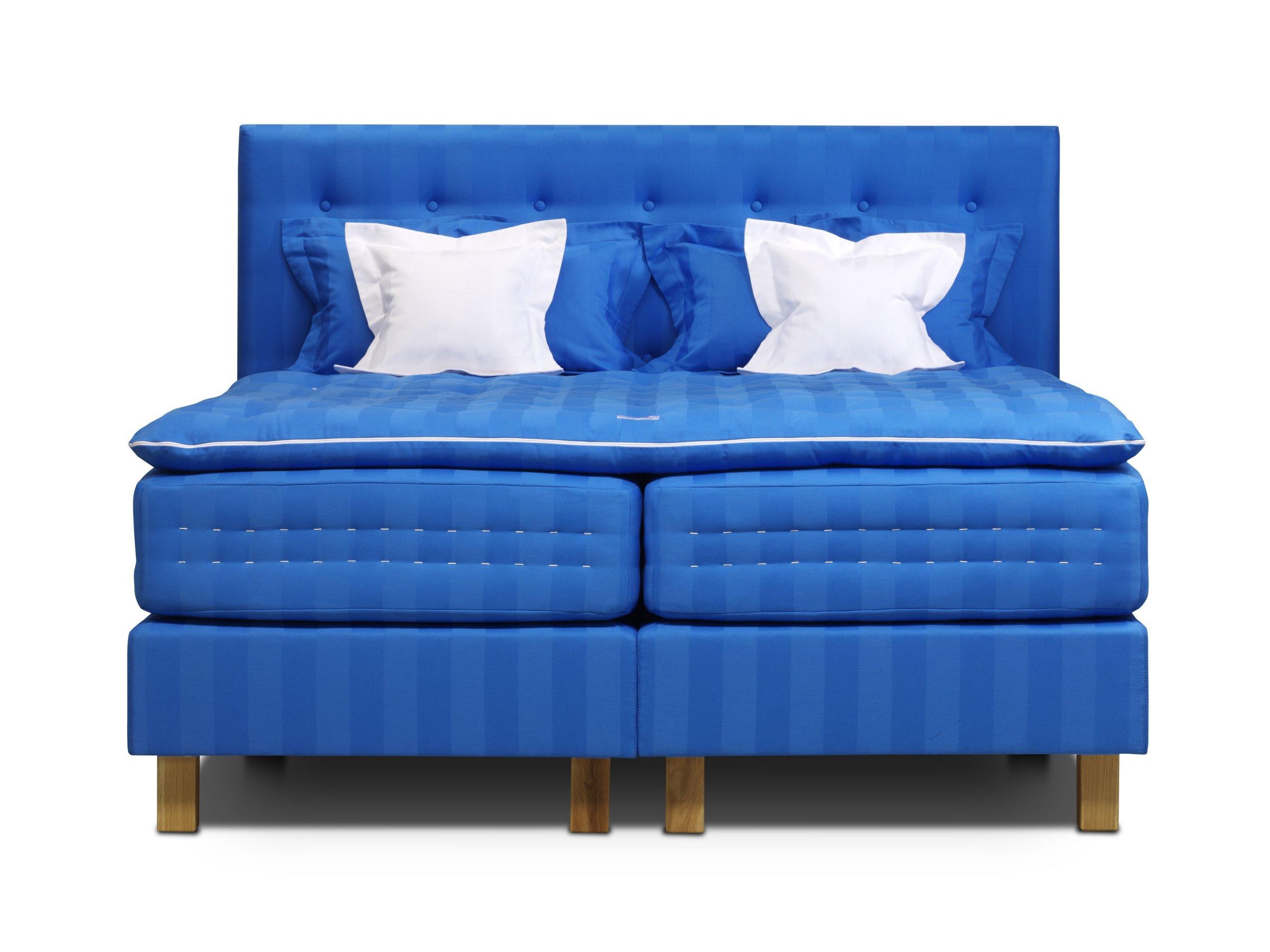 Phantasia patří do tradiční linie Saffron postelí. Vychází z původních skandinávských postupů výroby matrací z 19. století. Tato postel se během spánku…