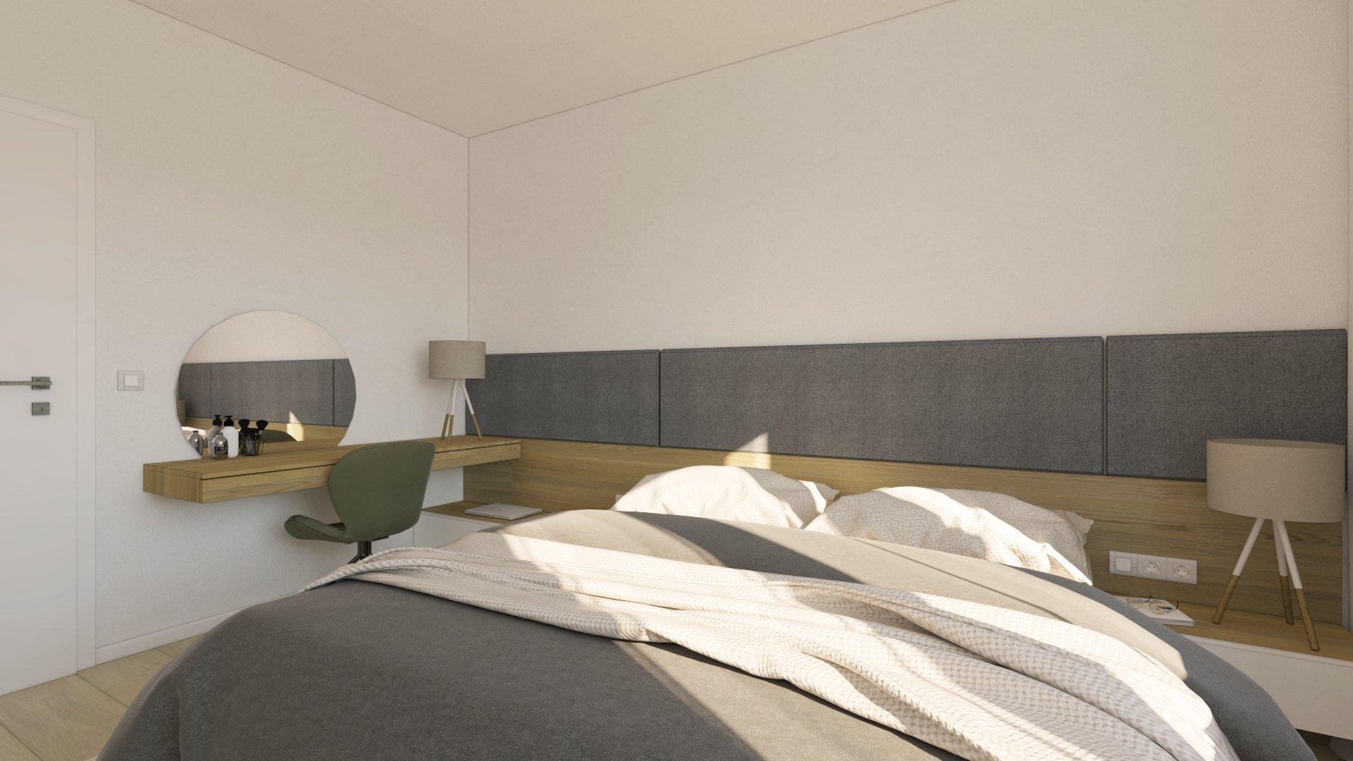 Rekonštrukcia trojizbového bytu
