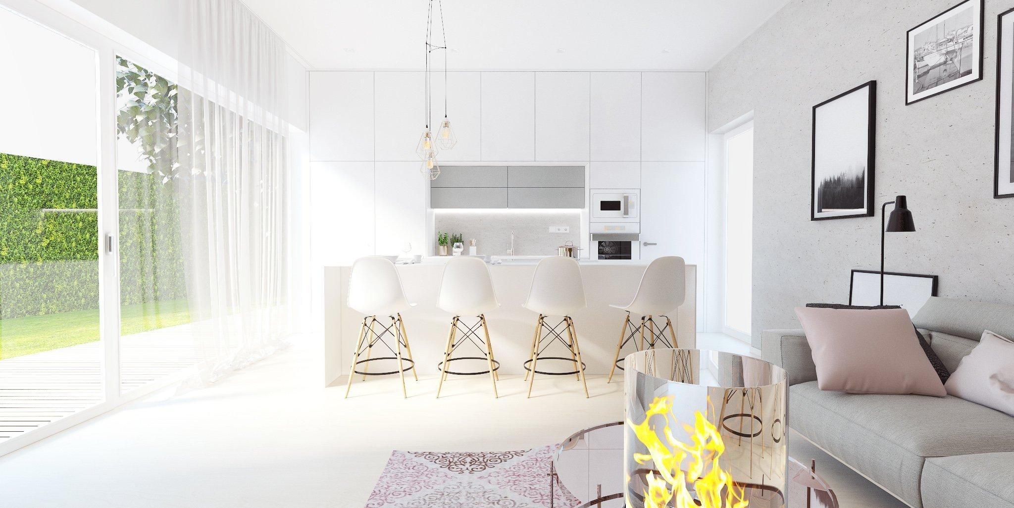 Nový interiér v rodinnom dome pri Nitre je originálne navrhnutý na mieru pre klienta, v ktorom sme dom zmenili na domov.