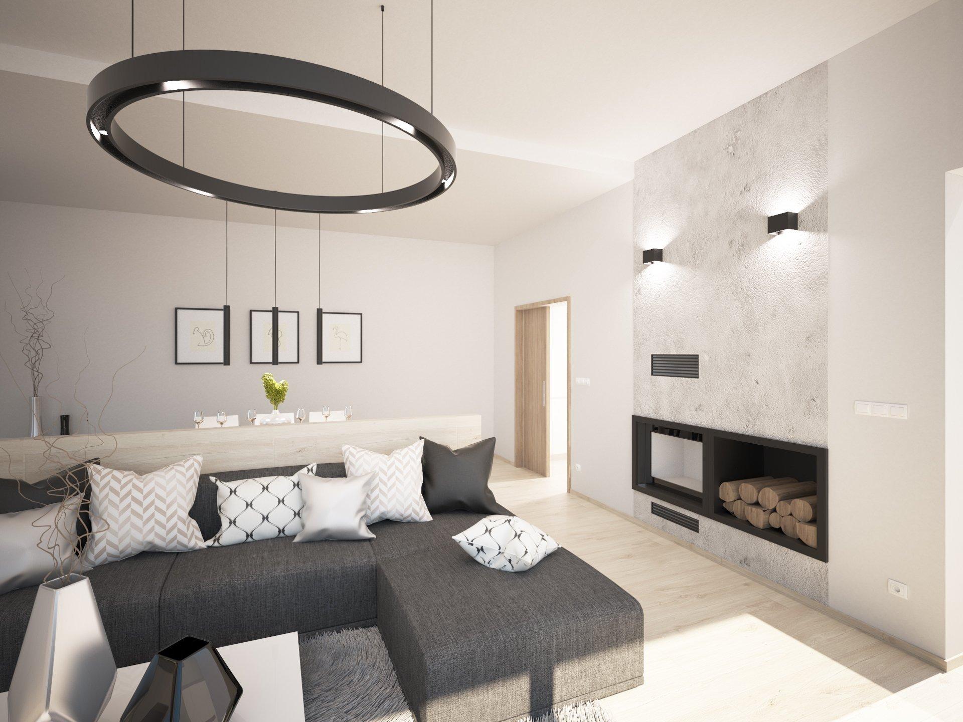 Moderní novostavba rodinného domu nedaleko Prahy v obci Čestlice dává již z exteriéru tušit, že se jedná o práci architektů.Přáním klientů byl&nbsp…