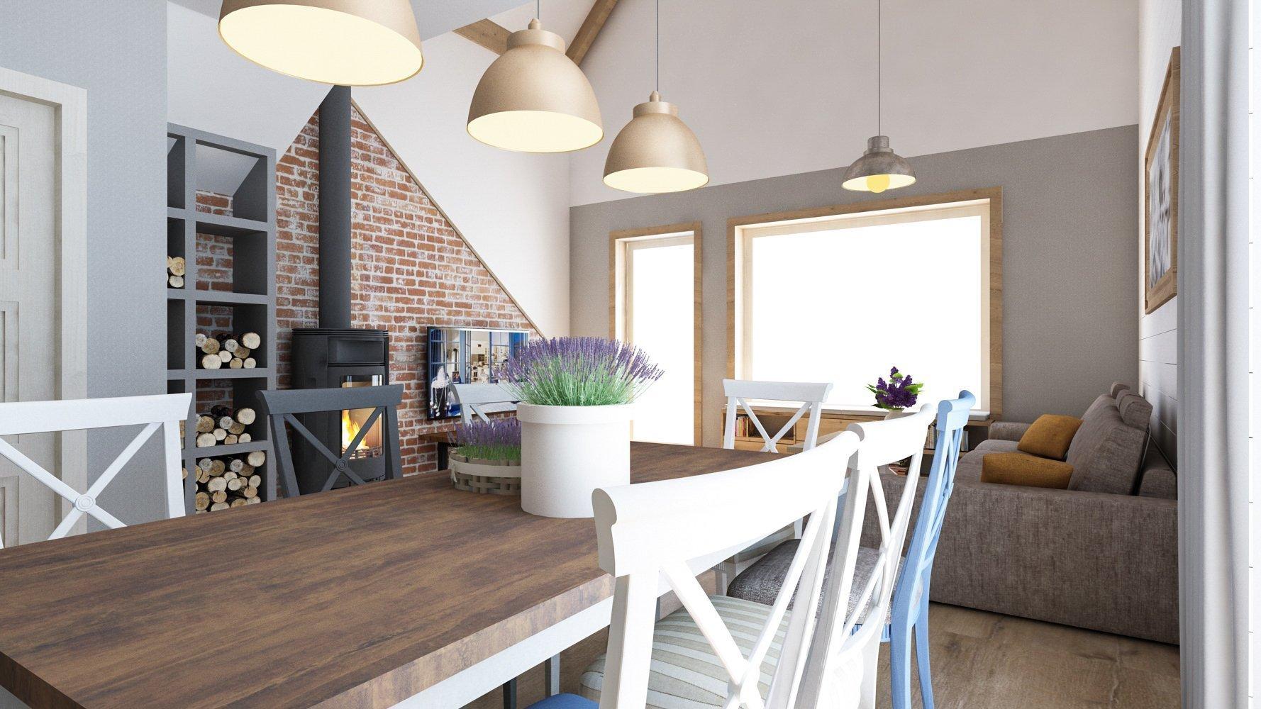 Jedná se o návrh interiéru v novostavbě pro slovenského zákazníka. Venkovský styl koresponduje s lokalitou, ve které se bude dům stavět a proto byly zvoleny…