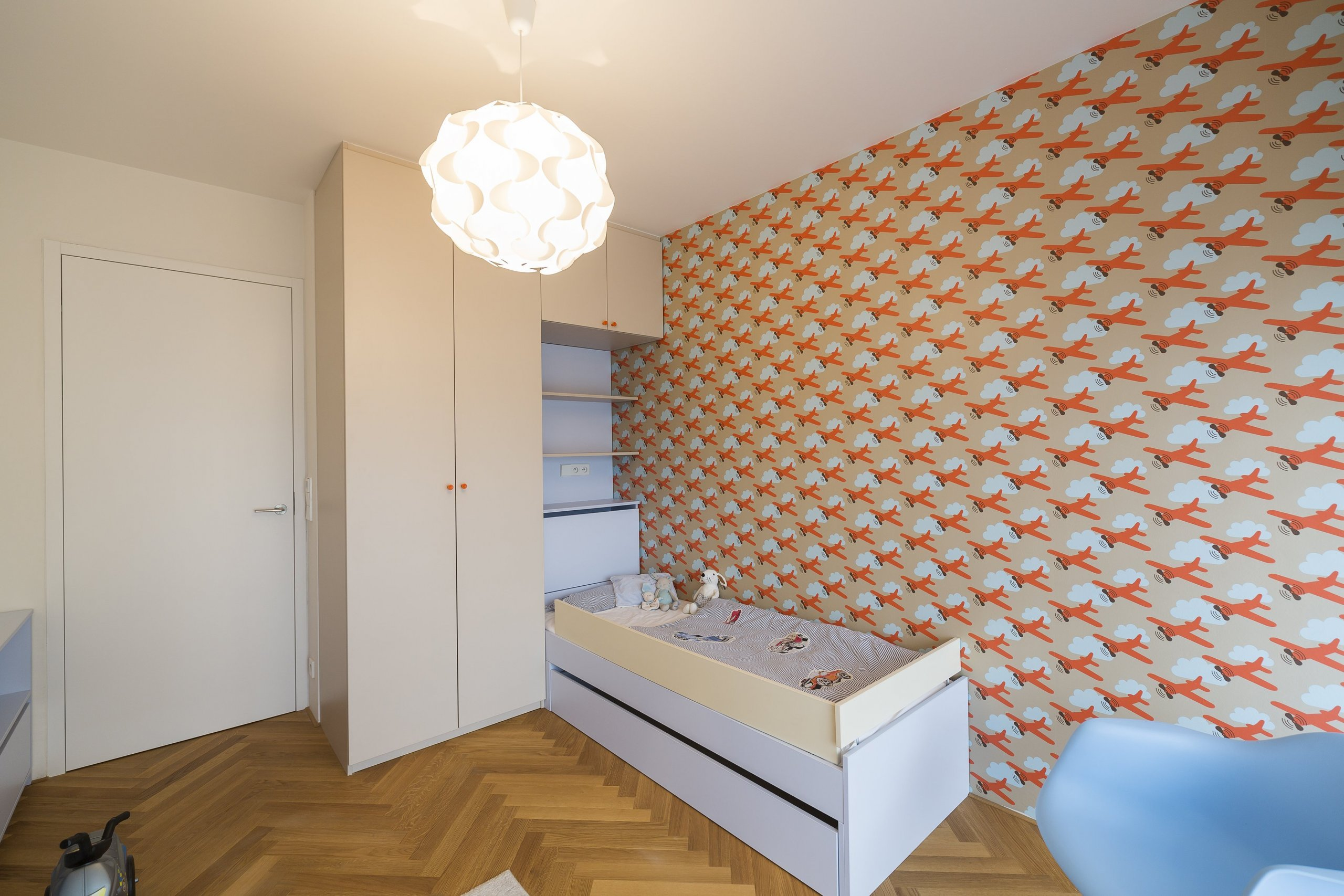 Interier bytu Praha 4