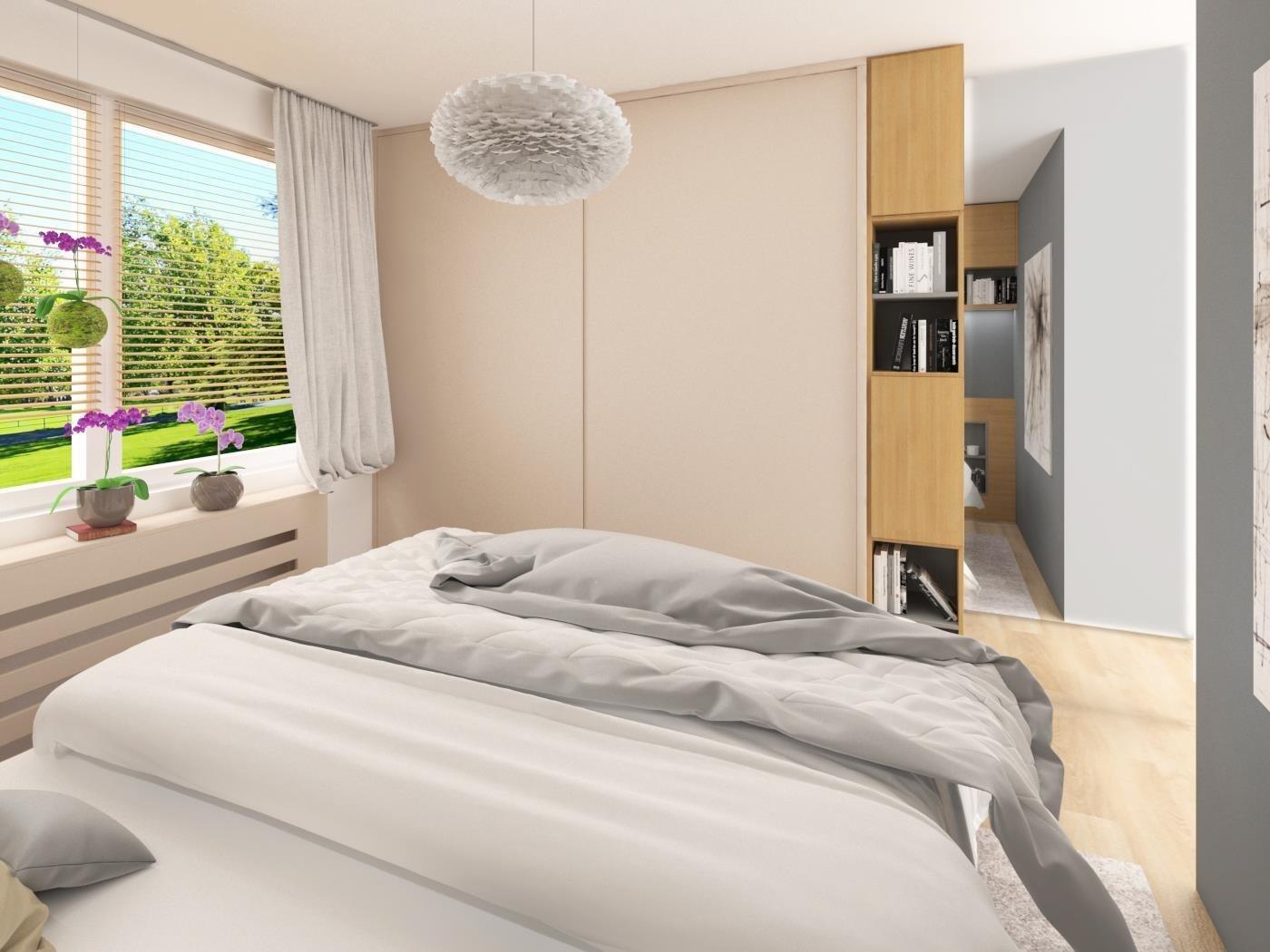 Projekt pro čtyřčlenou rodinu v novostavbě Jahodnice Apartment Houses. Zadáním klientky bylo vytvoření pokojů pro dva dospívající syny, kteří měli už své…