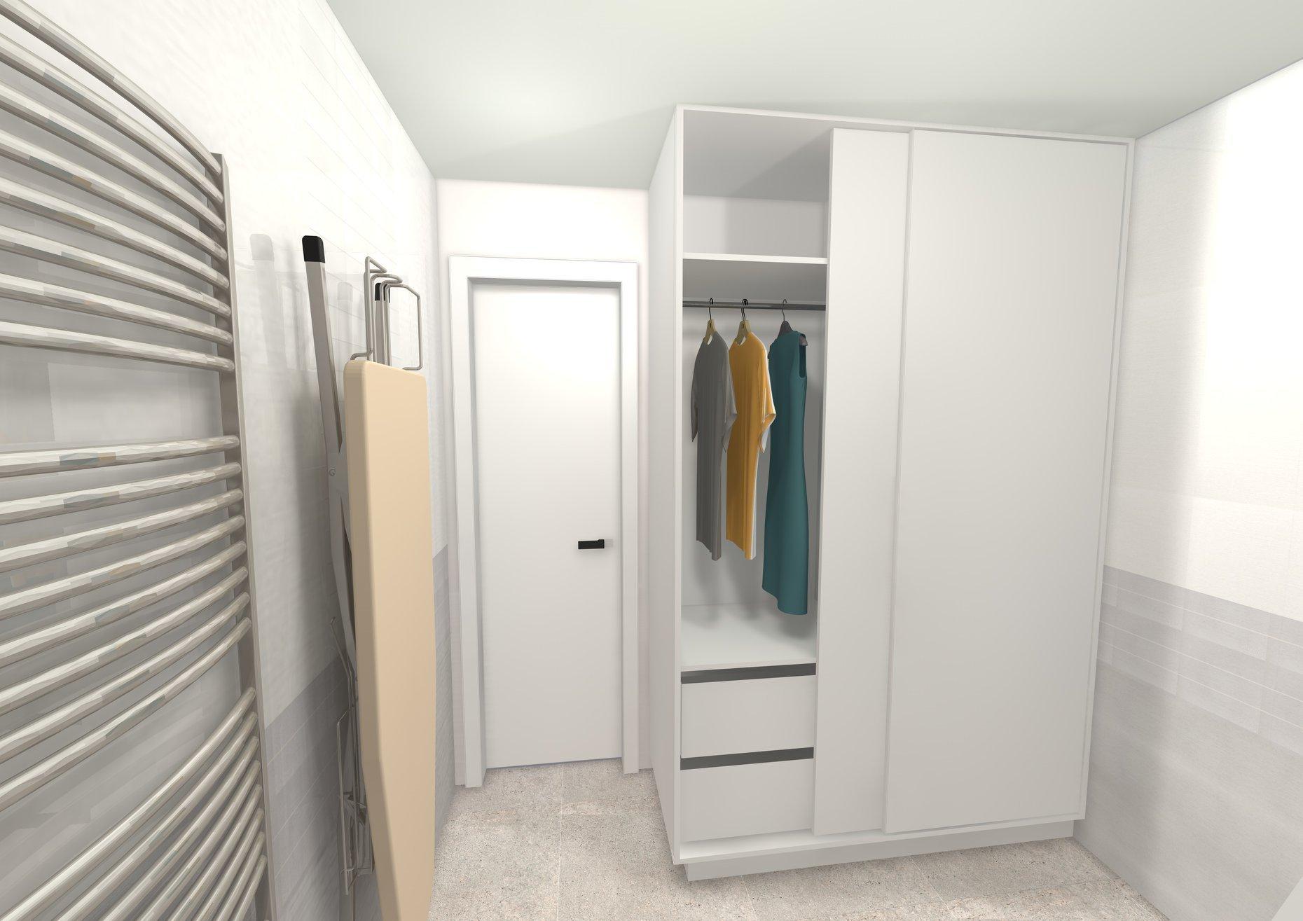 Mít jednoduchý, čistý a nezahlcený interiér je snem mnoha lidí. Jak to ale udělat se všemi těmi věcmi, které z našeho života vyřadit nemůžeme? Kam dát prádlo…