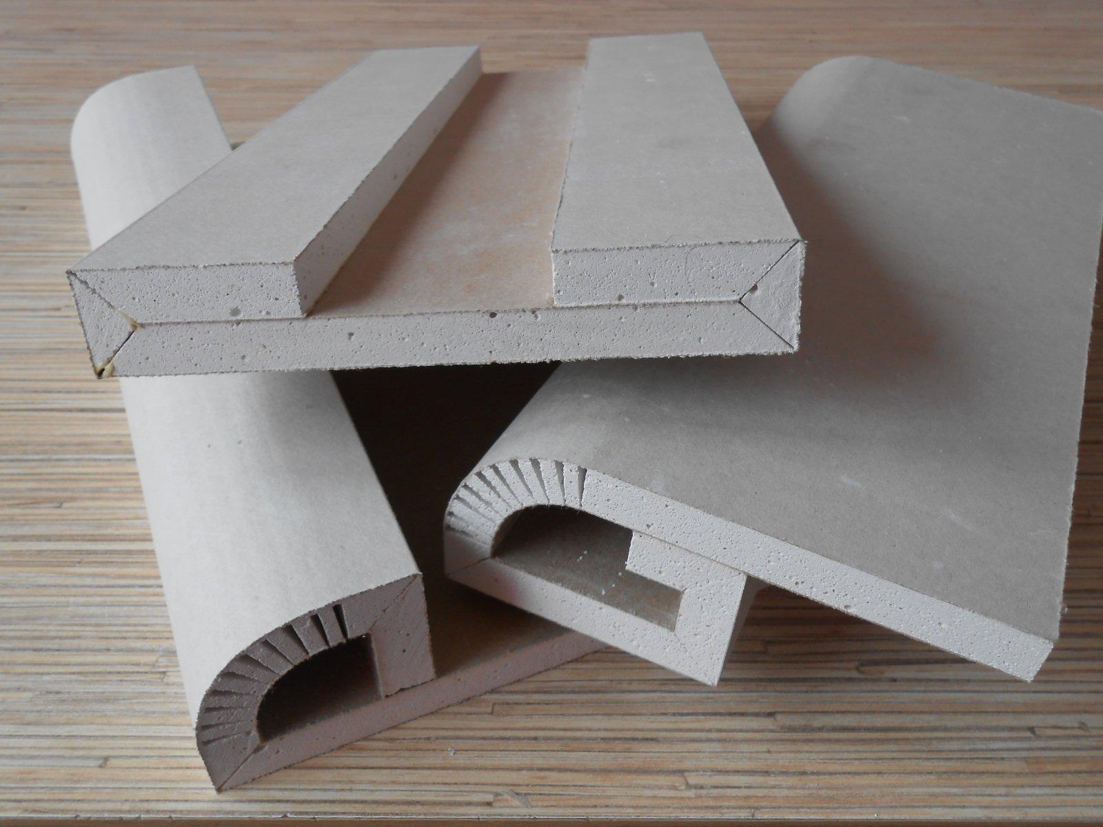 Možnosti tvarování sádrokartonu jsou naší metodou téměř neomezené a přitom velice snadné při montáži