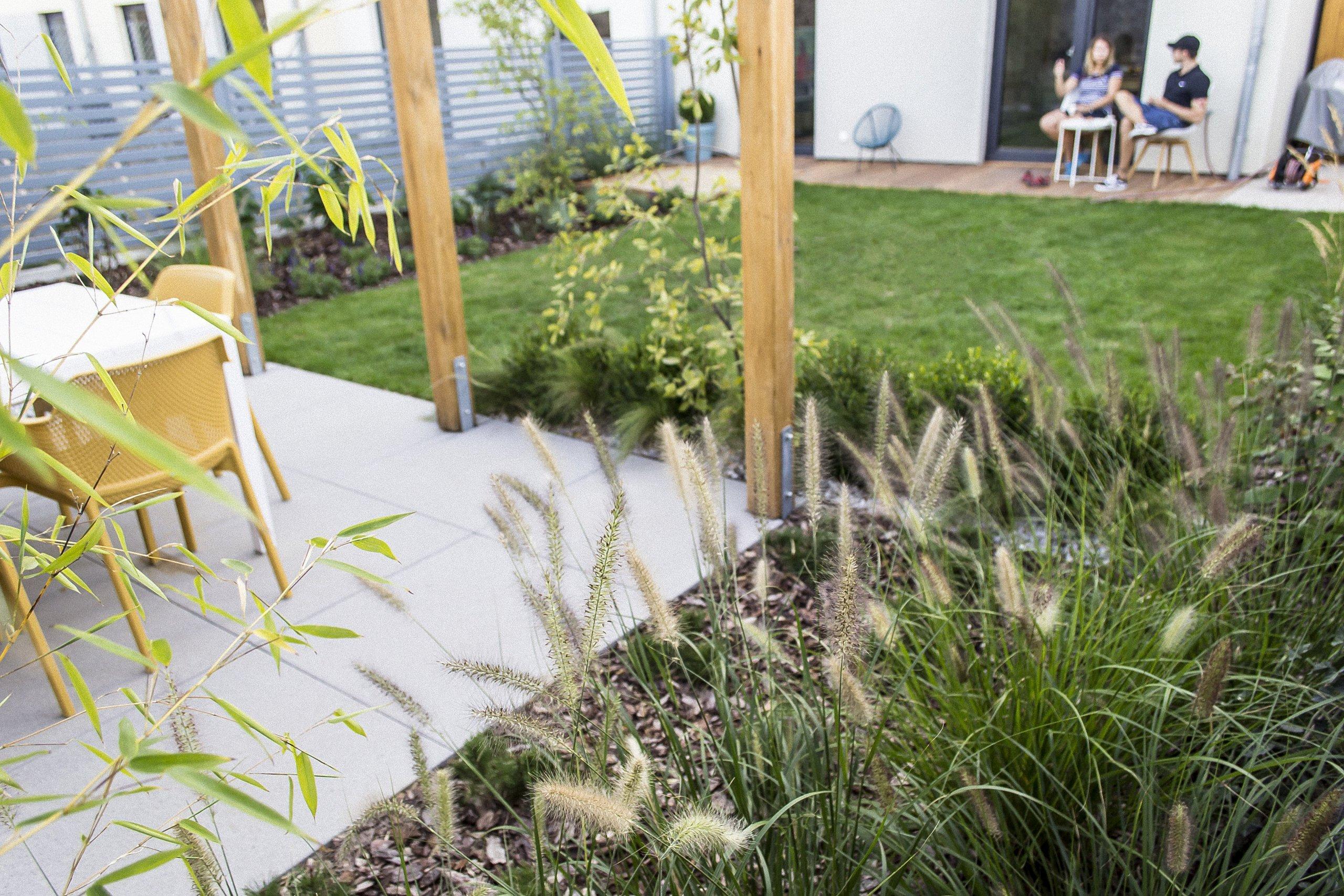 Koncept zahrady vycházel ze seznamu očekávání investorů, který byl sepsán na prvním setkání s klienty. Některé pokyny byly také uvedeny v bodě 1.2 této studie.…