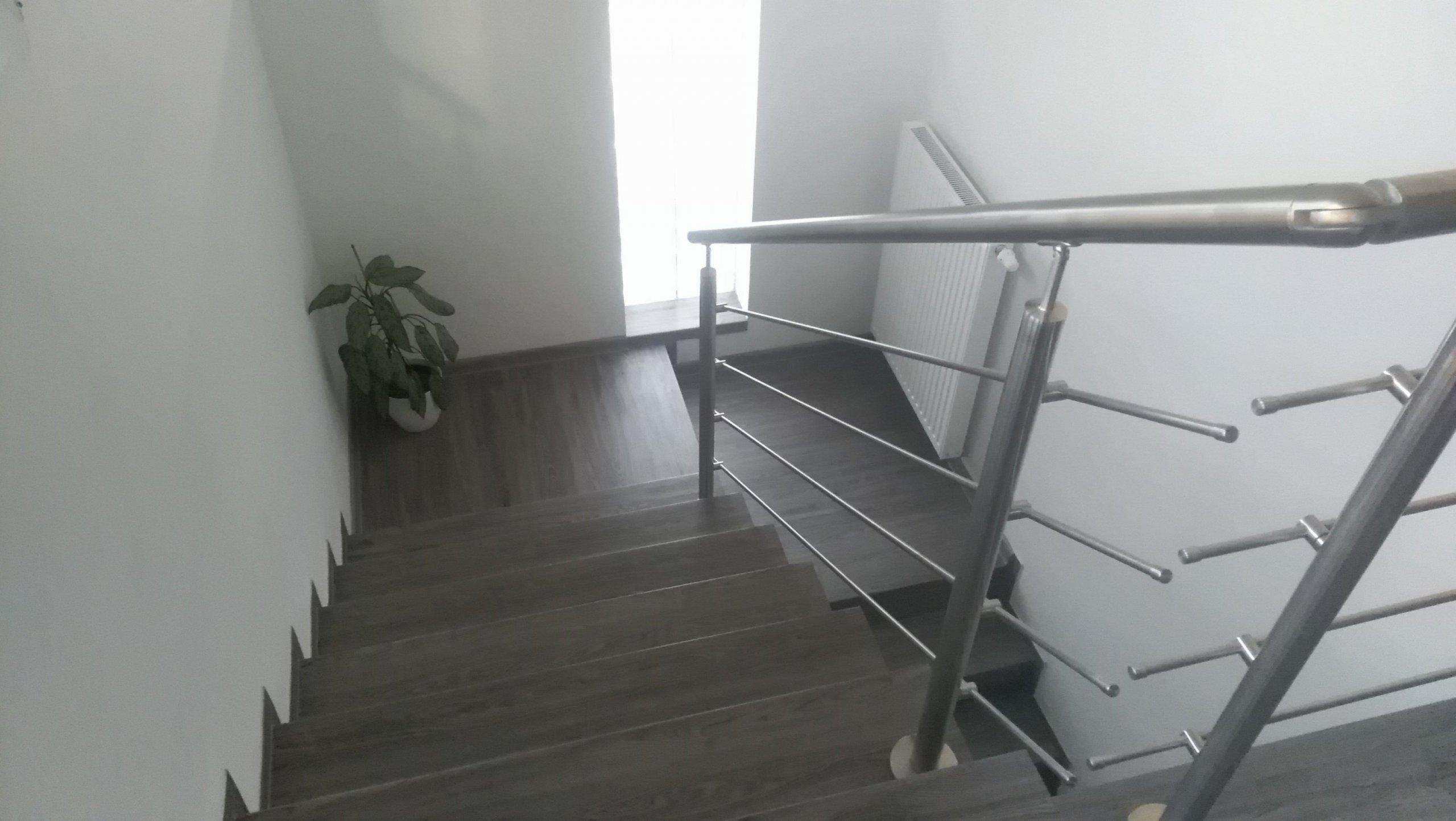 Vinylové schody Bukoma