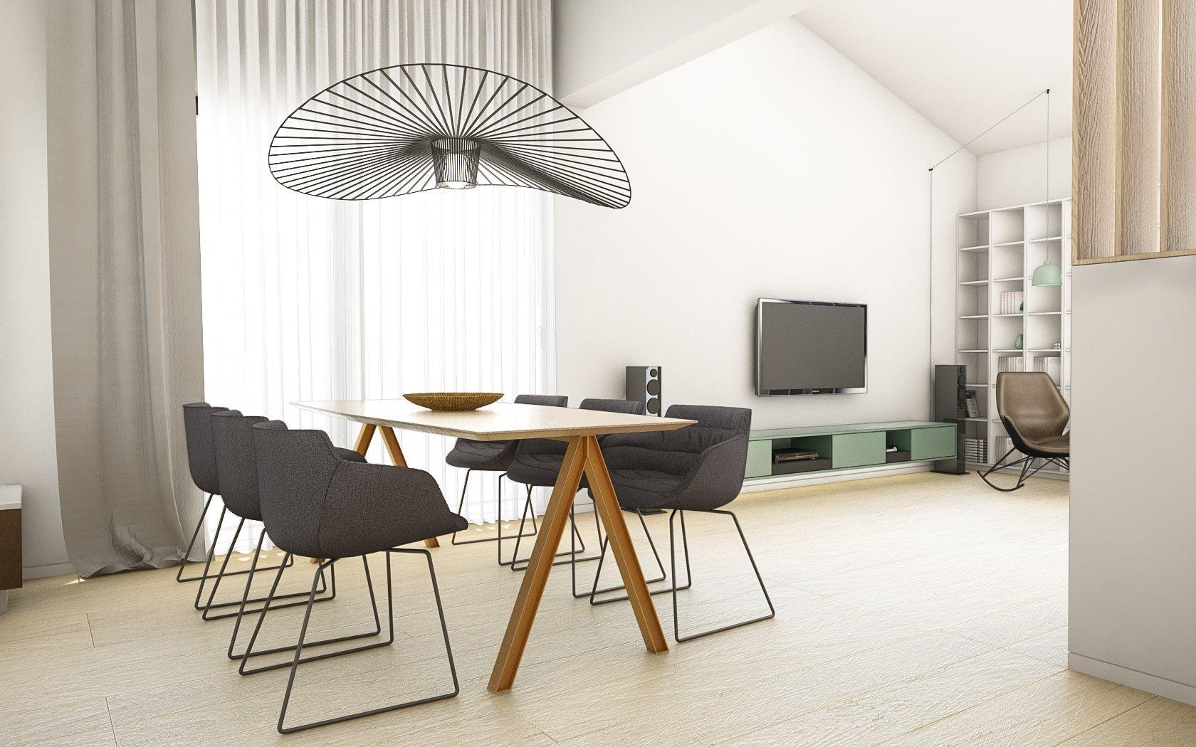 Svieži interiér v modernom štýle sme navrhli v prízemnej drevostavbe rodinného domu v Borinke.  Niekedy aj menšie zadanie prekvapí a zmení sa na veľmi…