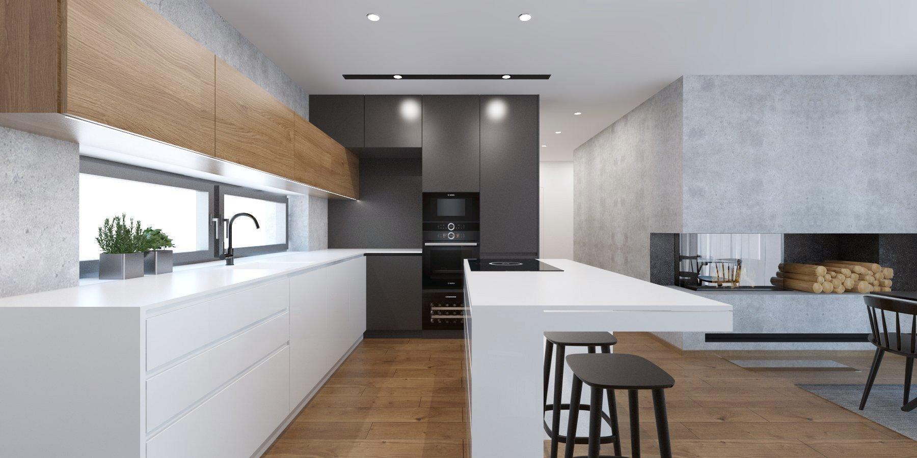 Vkusnosť, elegancia a nadčasovosť charakterizujú interiér, ktorý sme vytvorili na mieru pre našich klientov.