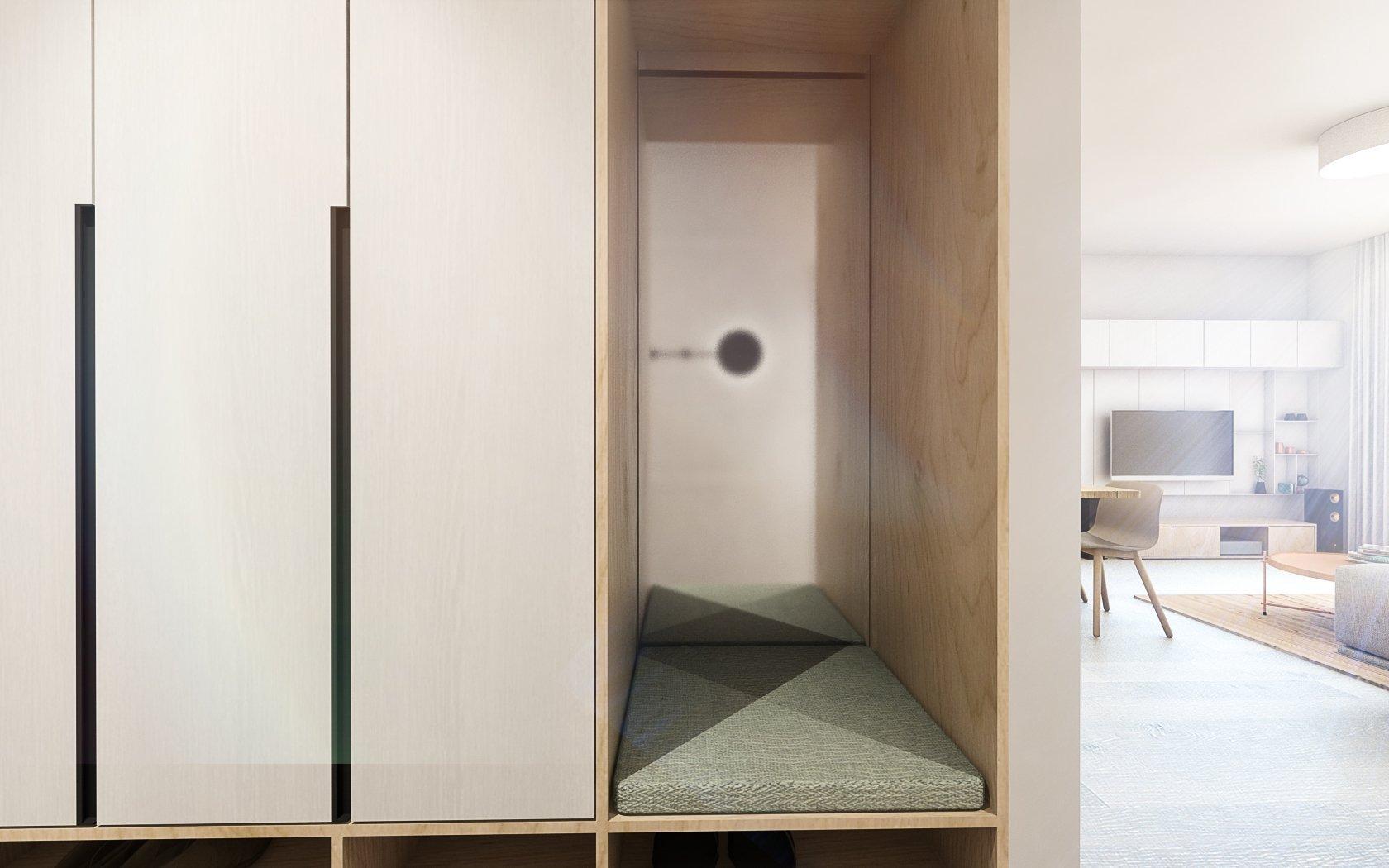 V projekte Slnečnice sme prepojili škandinávske prvky s priemyselným vzhľadom. Pri tvorení konceptu interiéru 3-izbového bytu pre sympatický mladý pár sme…
