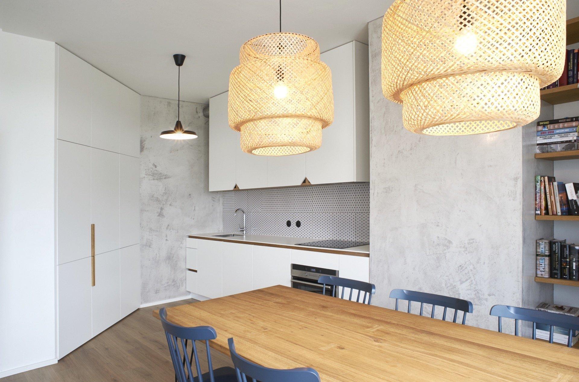 Byt s dispozicí 3+KK se nachází v novostavbě developerského projektu s krásným výhledem na Prokopské údolí. Snažili jsme se vyhovět přání majitelky a vnést do…