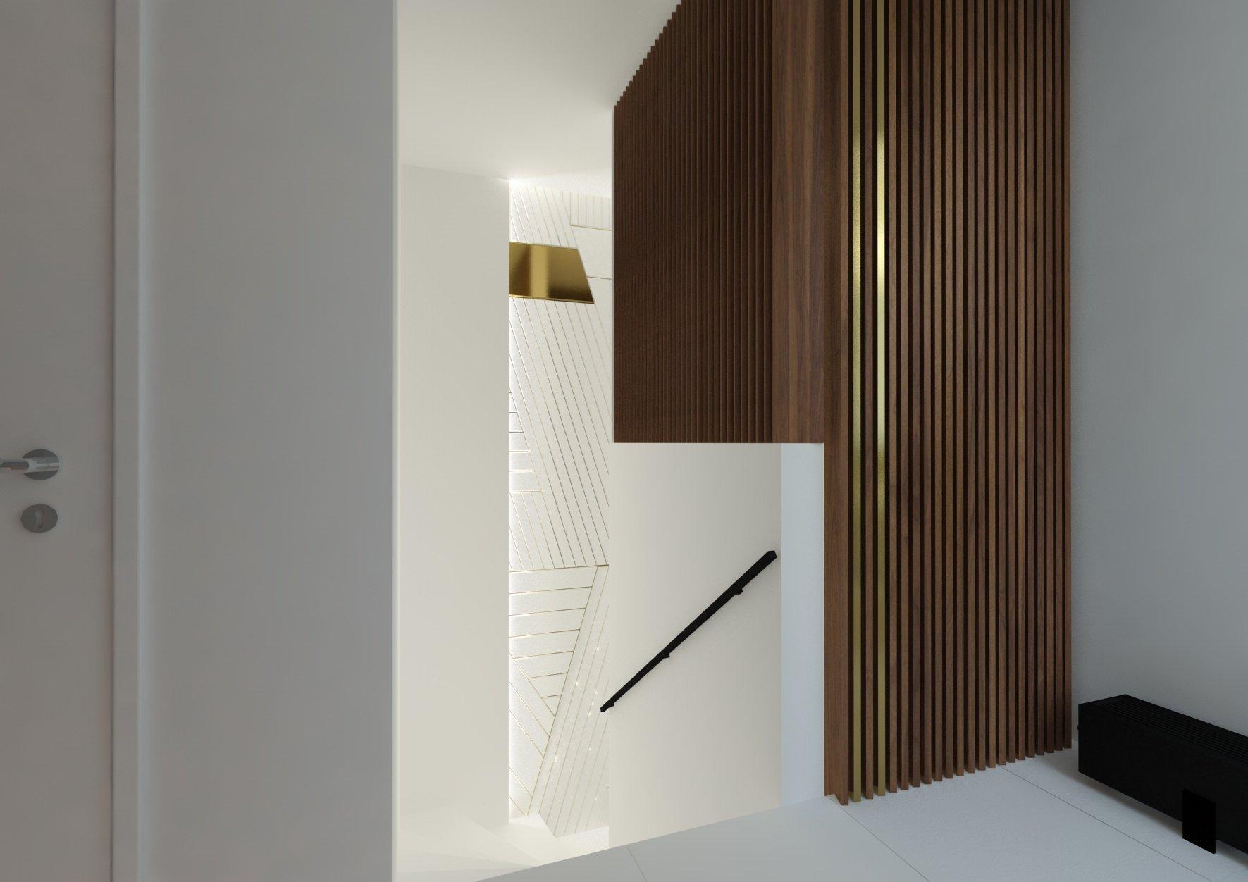 Luxusný interiérový dizajn bytu  Mezonetové byty patria k tým druhom bytov, na ktorých sa dokáže každý architekt vyhrať. Pre mnohých z nás je to dizajnový…