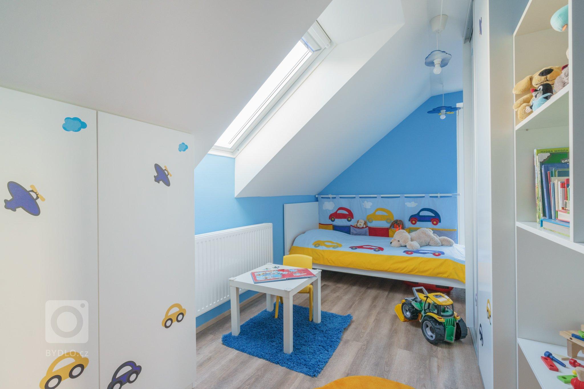 Dětský pokoj Brno