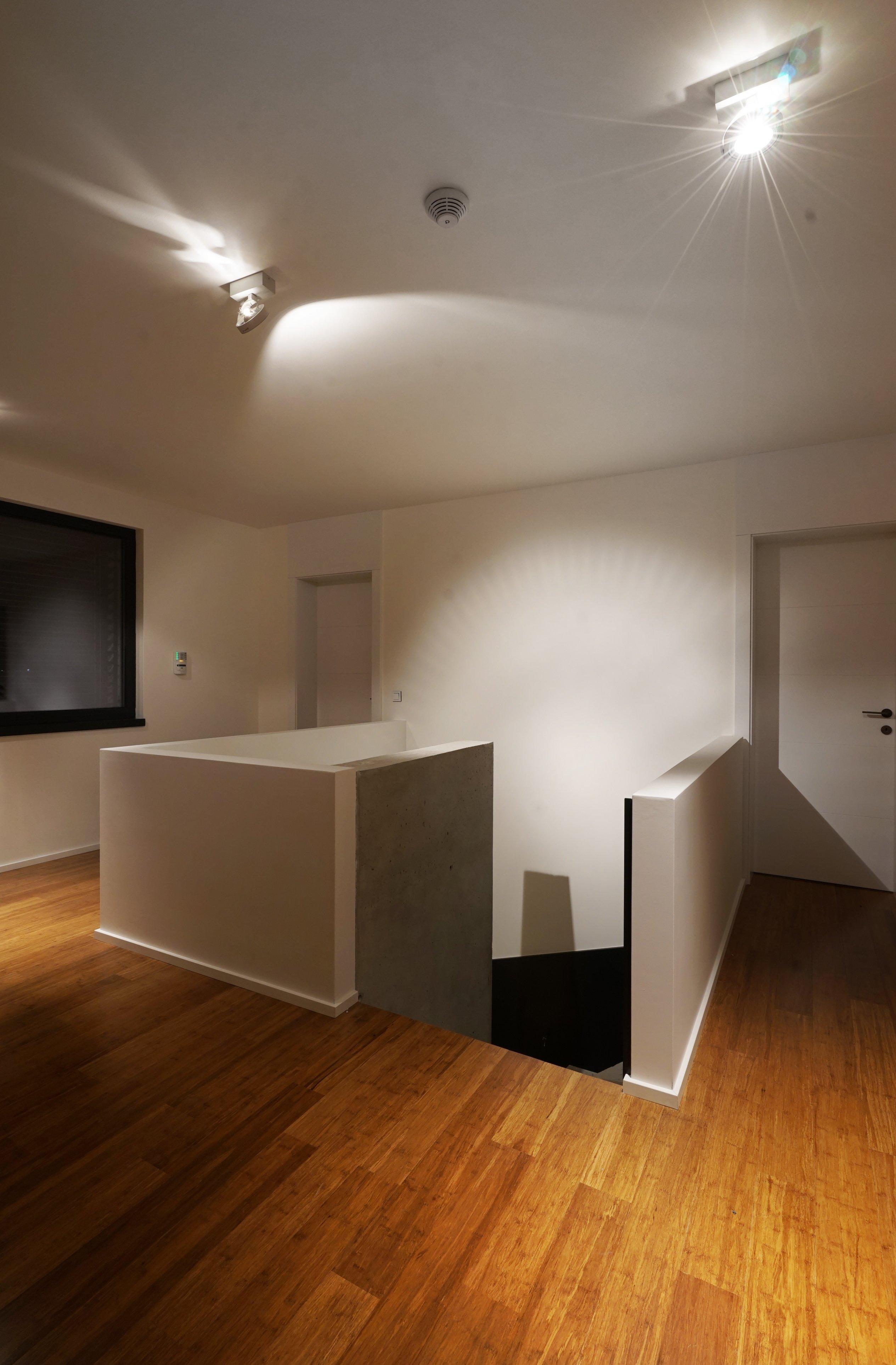 Novostavba rodinného domu včetně návrhu interiéru a dohledu na realizaci.