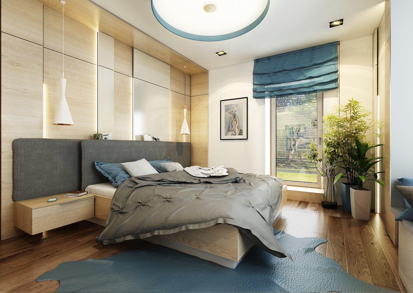 Do návrhu moderního interiéru domu na Vysočině si majitelé přáli zakomponovat dostatek zeleně. Zvolili jsme tedy neutrální kombinace bílé, champagne,…