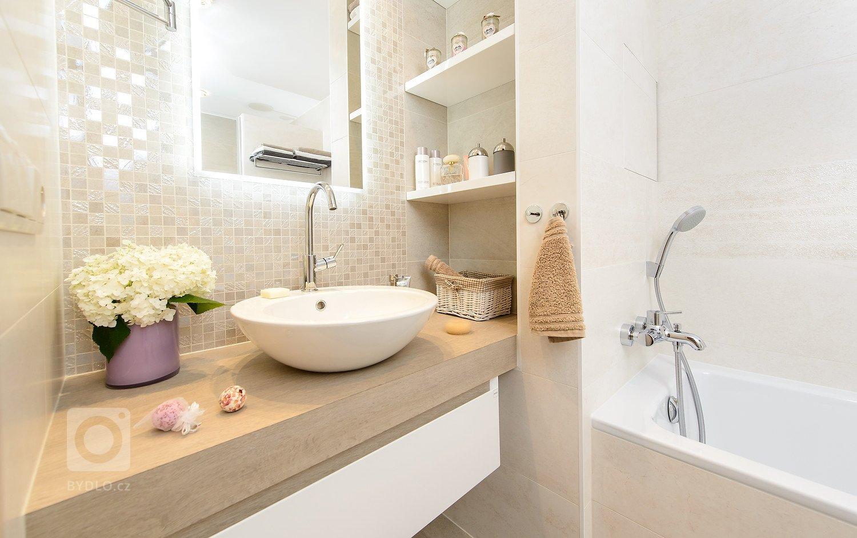 Koupelna v bytovce