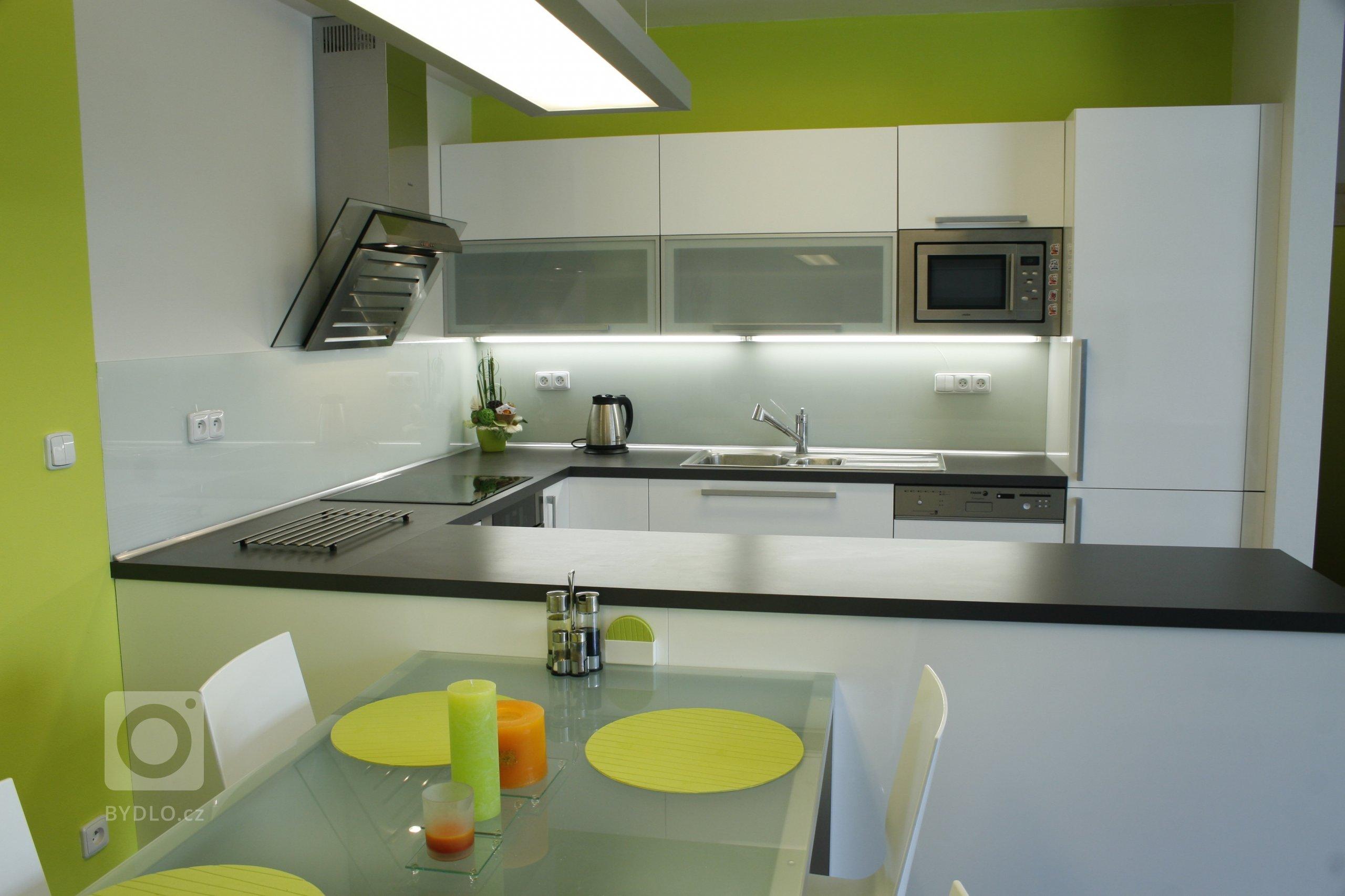 Kuchyně v novostavbě