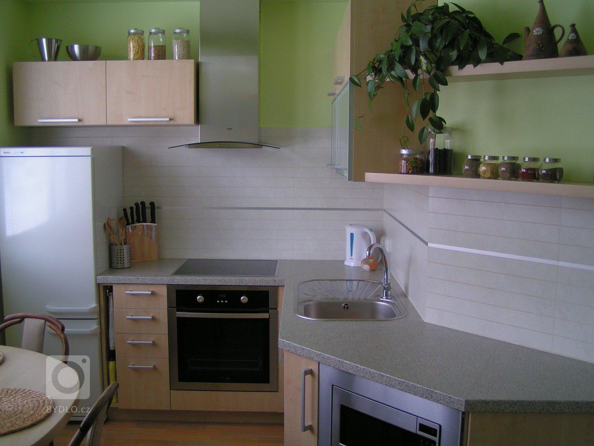 Malá kuchyň v paneláku
