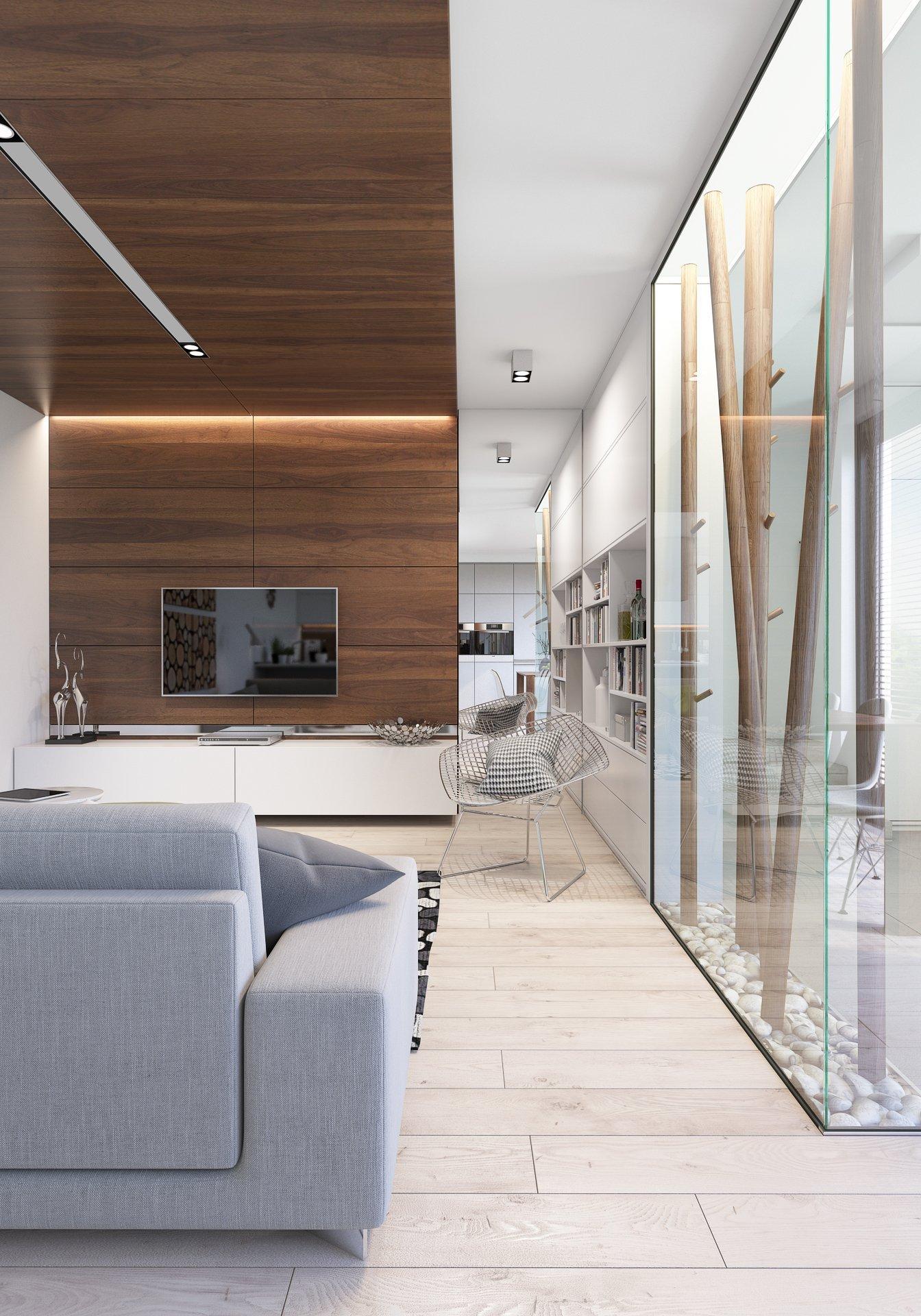 Rekonstrukce interiérů