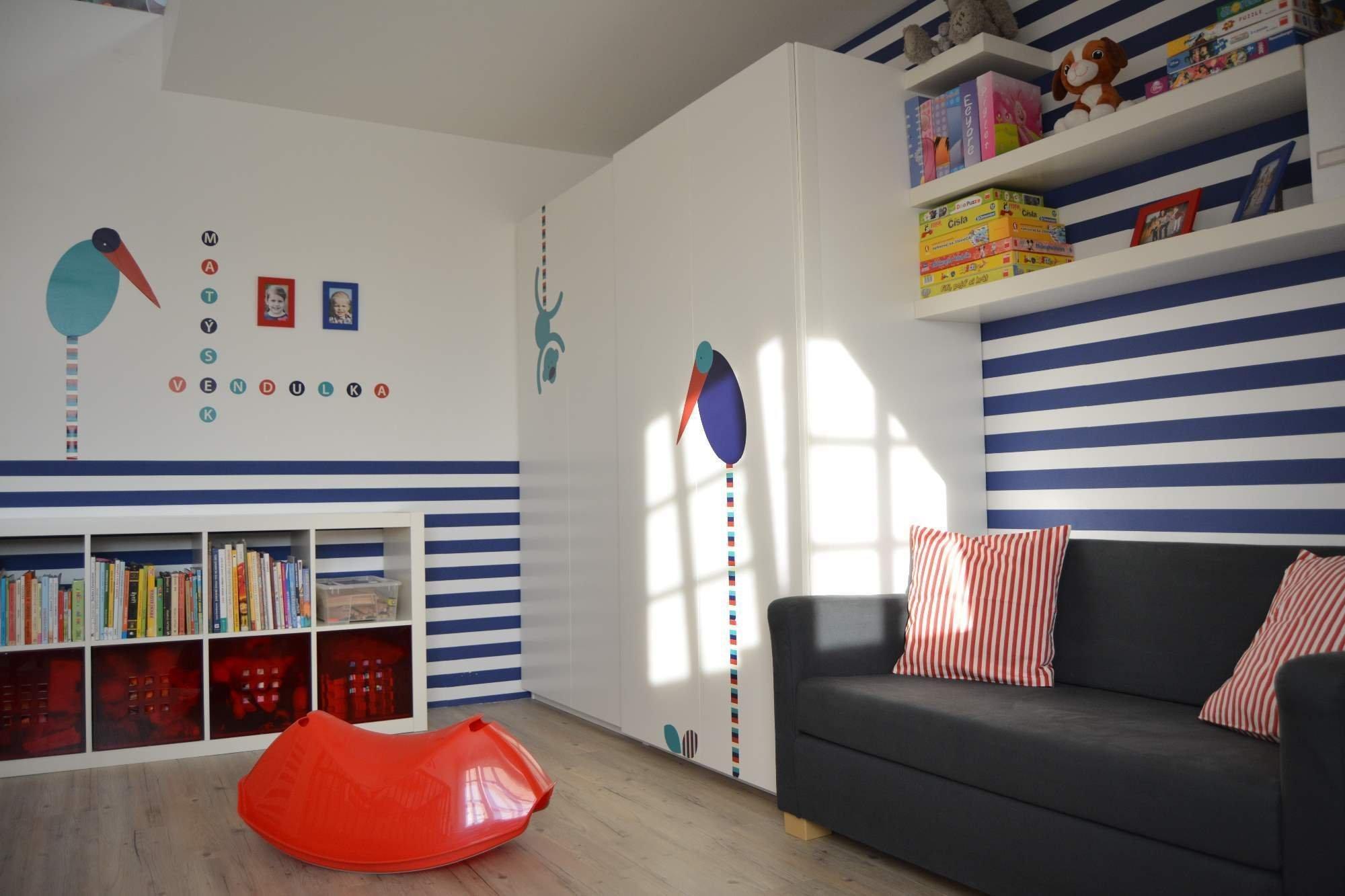 Hrací pokoj pro děti