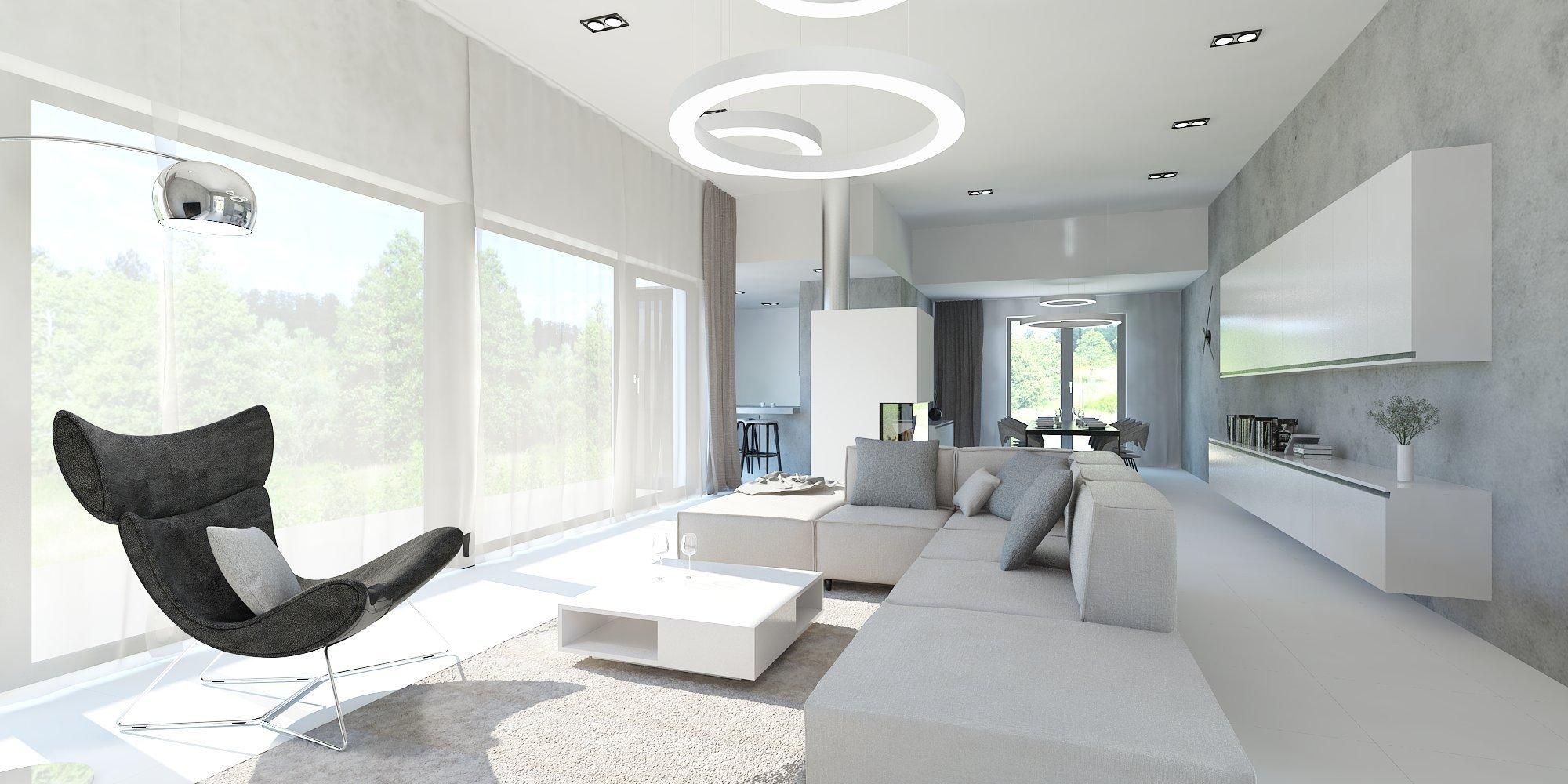 Senecký interiér z dieľne DOBRÝ INTERIÉR je veľkorysý, vďaka vysokým stropom a priestorovým možnostiam. Snahou bolo vzdušnosť podtrhnúť a preto sa projekt…
