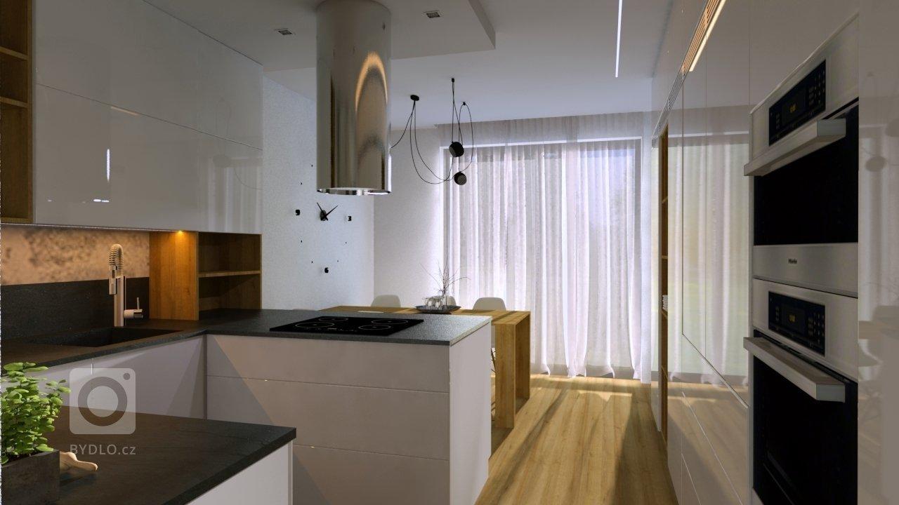 Moderní kuchyně Pardubice
