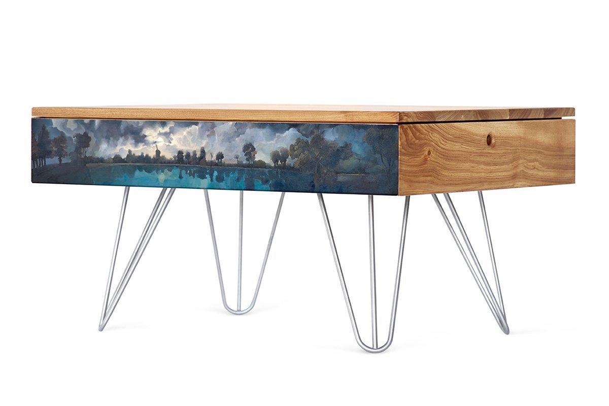 NARKi je art/designová značka exkluzivního ručně malovaného nábytku, který je vyráběn vlimitovaném počtu kusů. U jejího zrodu vroce 2015 stáli…