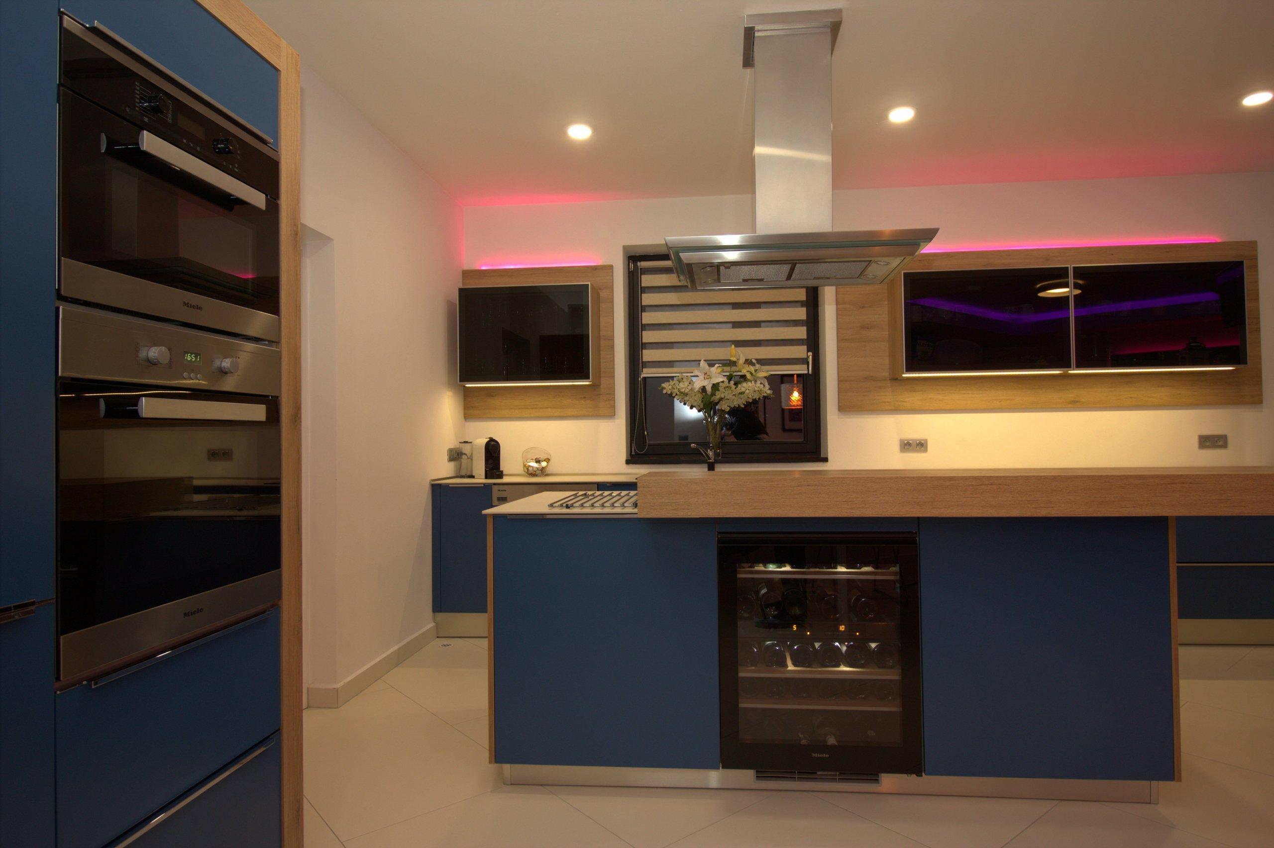 Dostatek úložných prostor by měl být základ každé kuchyně.