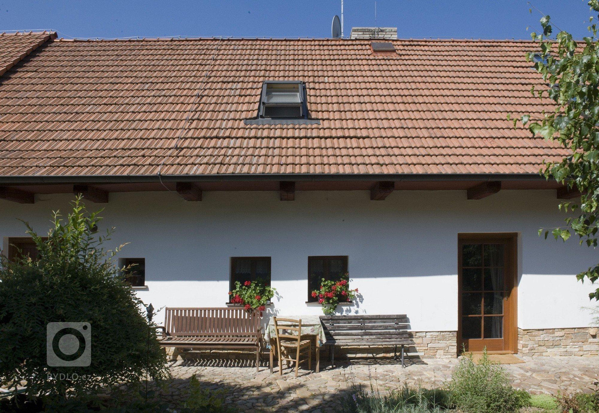 Citlivárekonstrukcečástečně kamennéhovesnického domuz první republiky