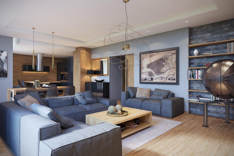 Projekt hosťovského bytu v Banskej Bystrici, kde som vypracoval vizualizácie pre štúdio ZUWE s.r.o., ktoré riešilo návrh bytu. Projekt sme začali riešiť…