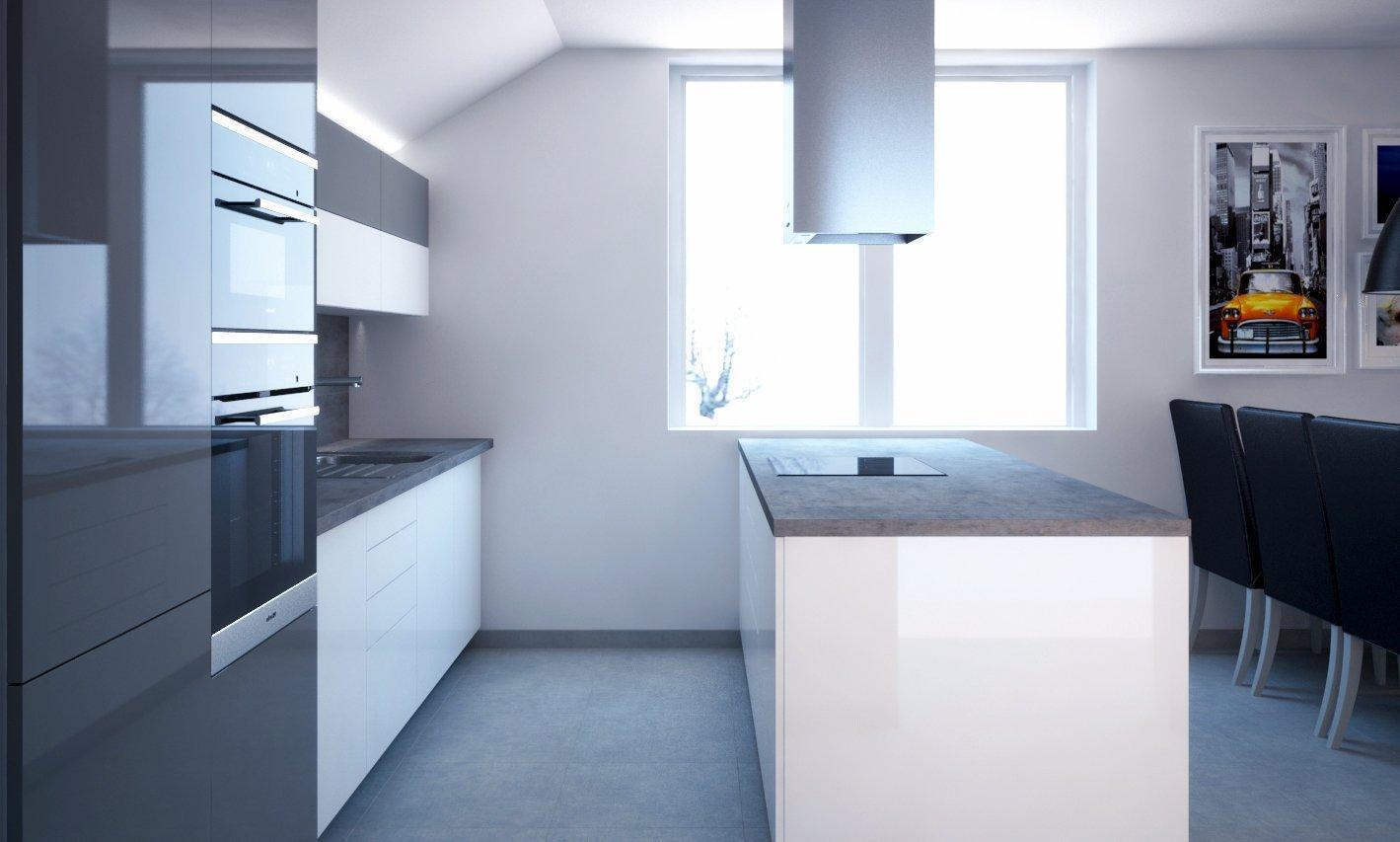 Dvougenerační rodinný dům plný malých cimer jsme proměnili ve velkorysý společenský prostor spojený s kuchyní a vsazenou jídelnou. Po důkladné konzaltaci s…