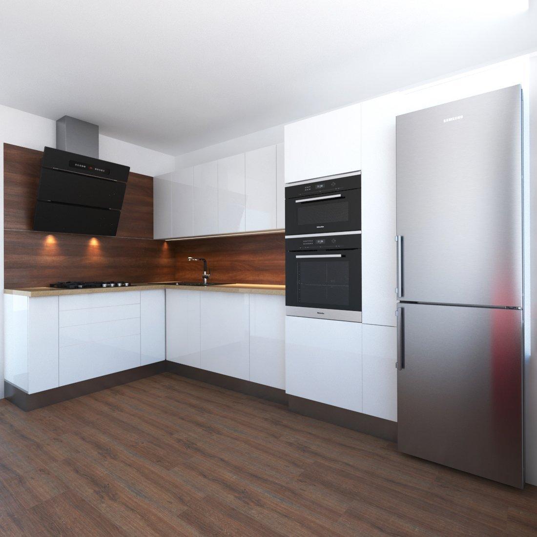 Moderní byt v Ostravě