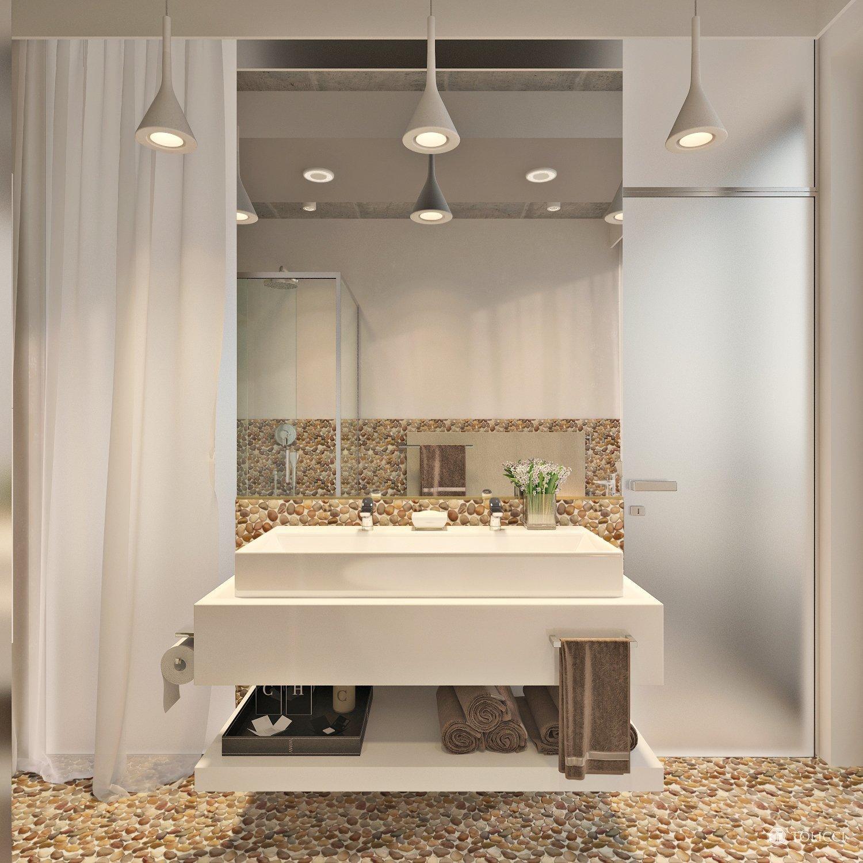 Cieľom návrhu rodinnej rezidencie bolo dosiahnuť nestarnúci, luxusný a umelecky smerovaný dizajn interiéru. Klientove nadšenie pre umenie sme podporili…