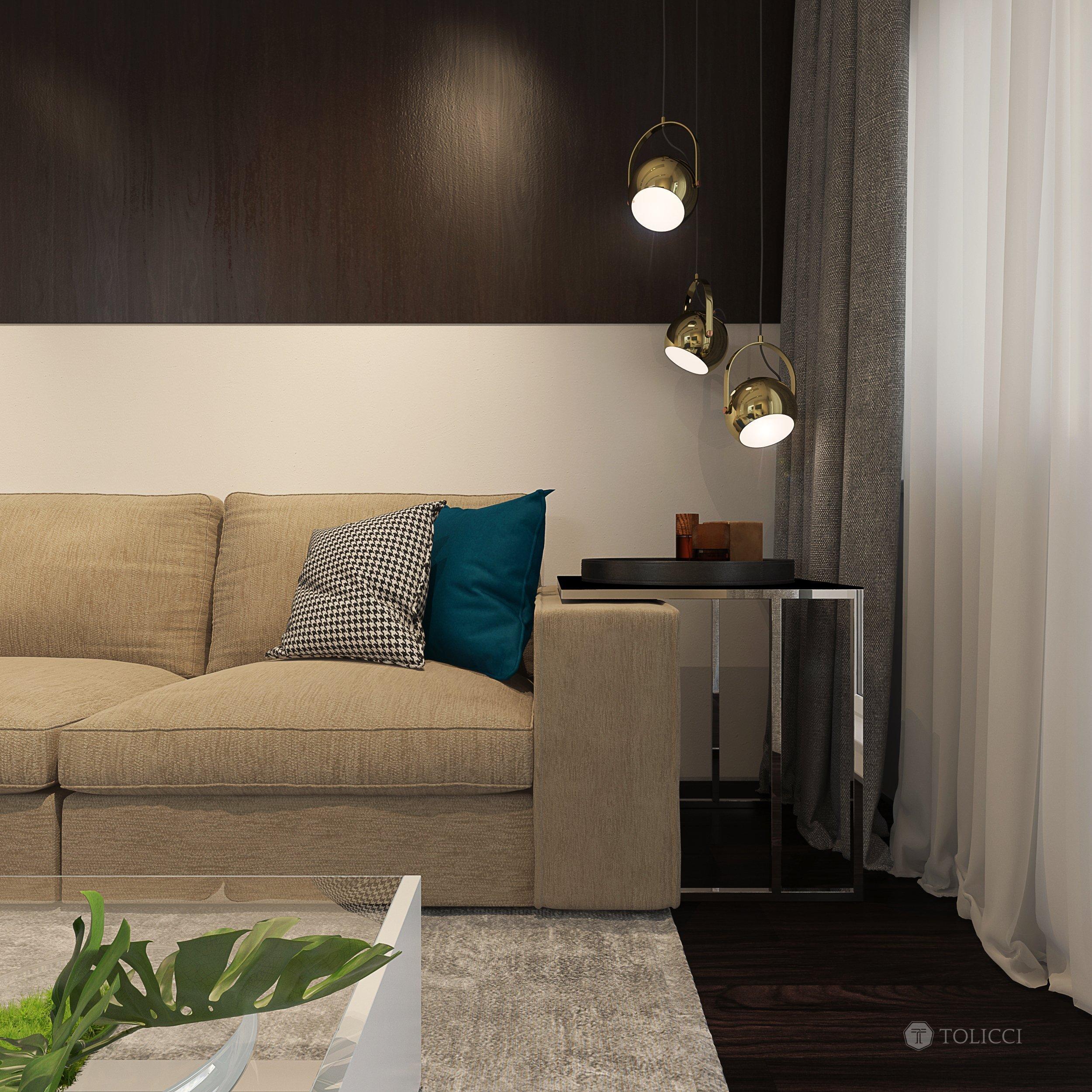 Návrh interiéru malého apartmánového bytu sa nesie v hlavnej požiadavke funkčného rozmiestnenia jednotlivých miestností bytu. Výnimočnosť sme dodali silnými…