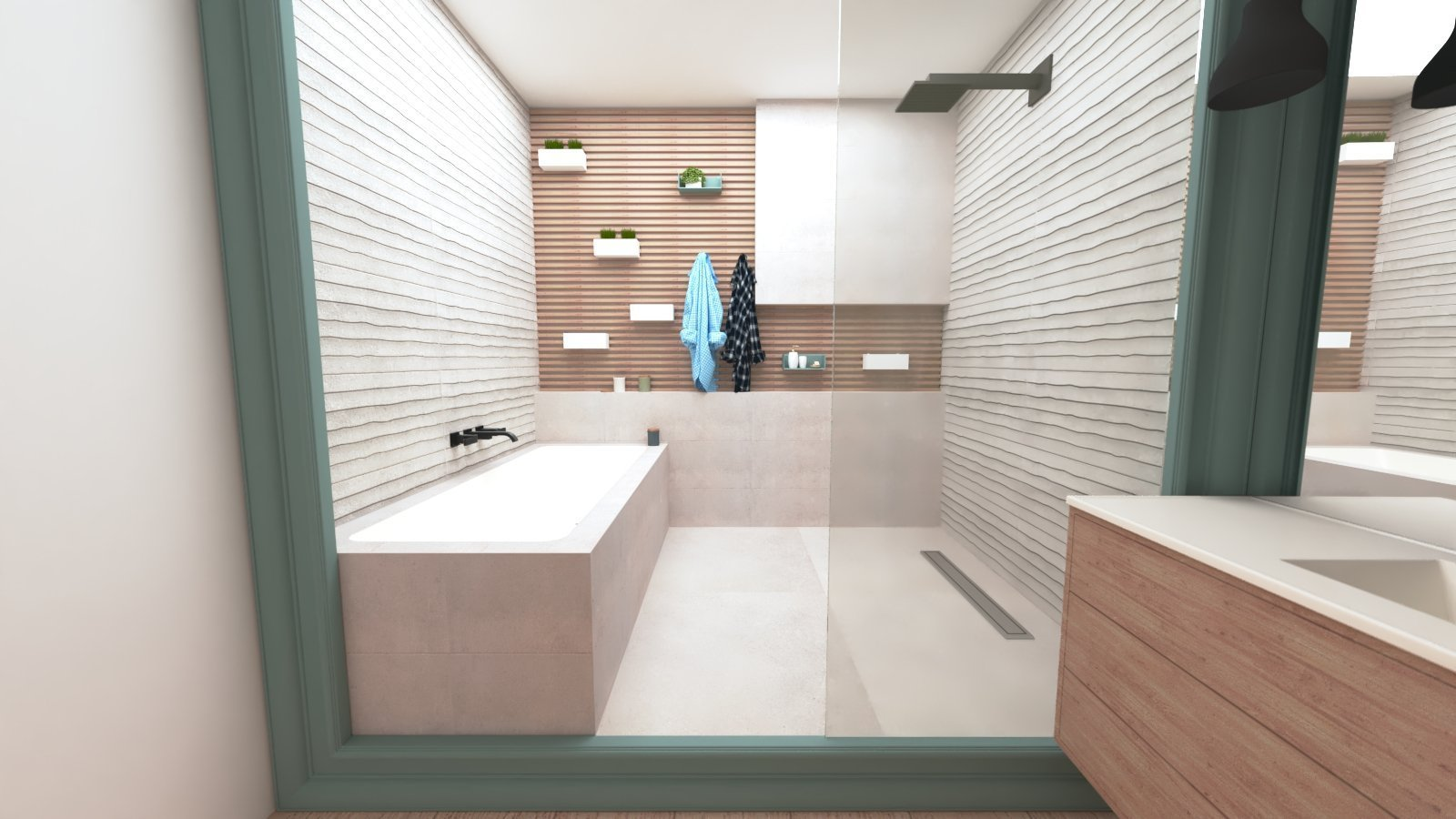 Podľa pôvodného vybavenia interiérua zákazníkových indícii sme vedeliže majúradi modernejší nábytok, avšak vek a dispozícia domu ich nútila…