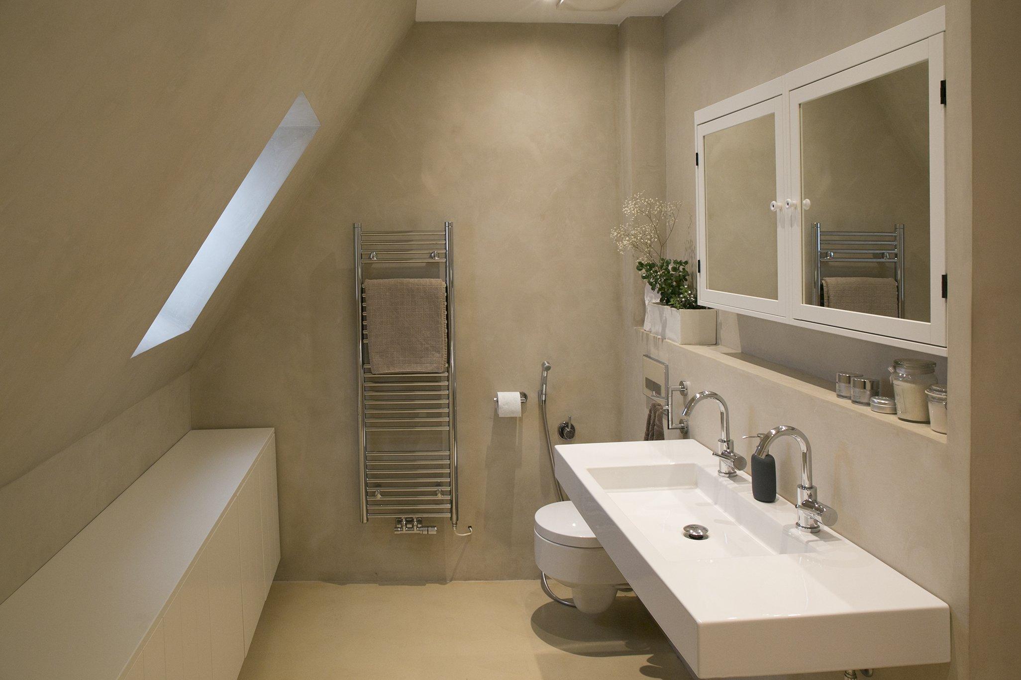 Písková koupelna