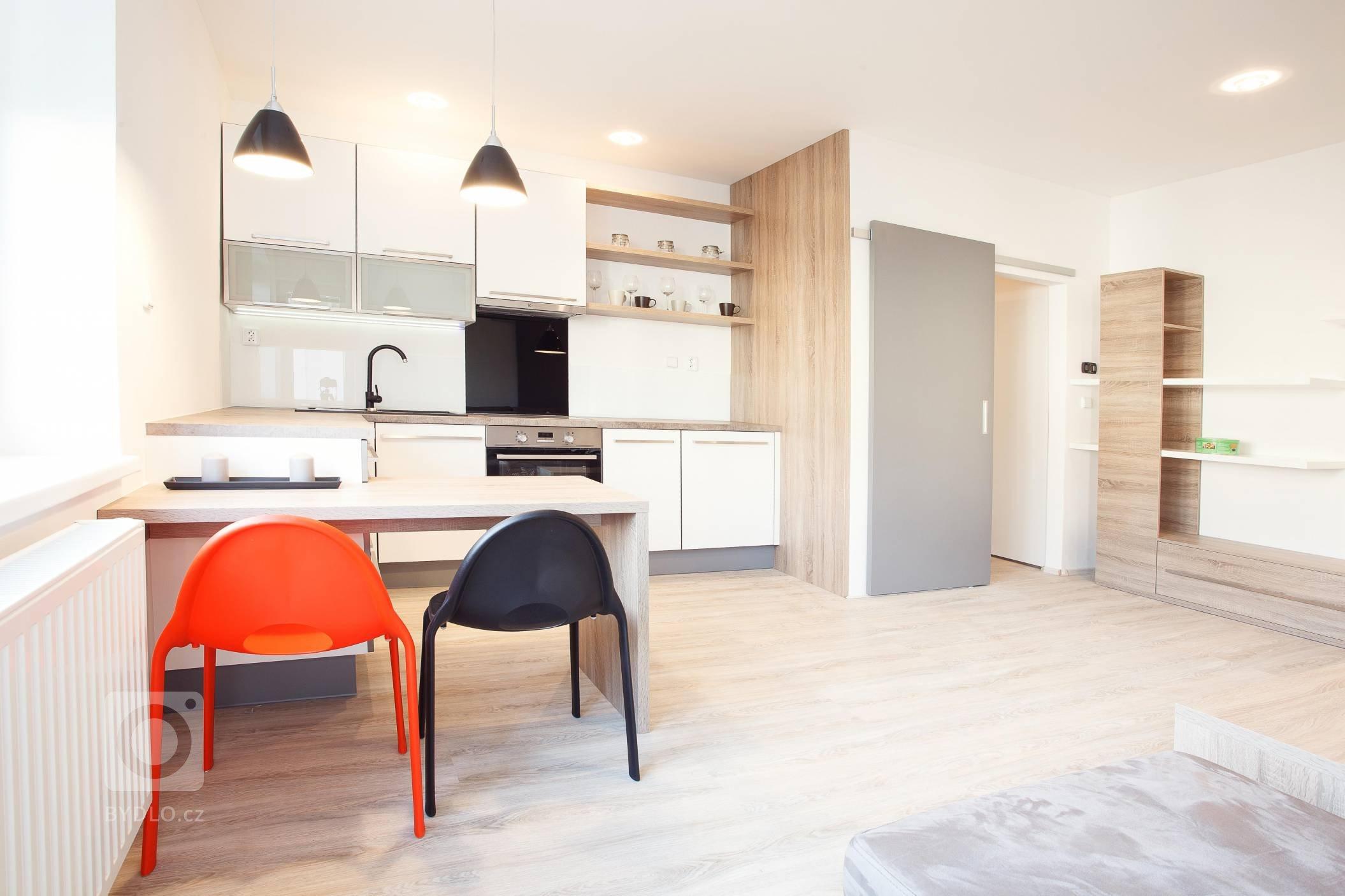 Interiér bytu v Brně