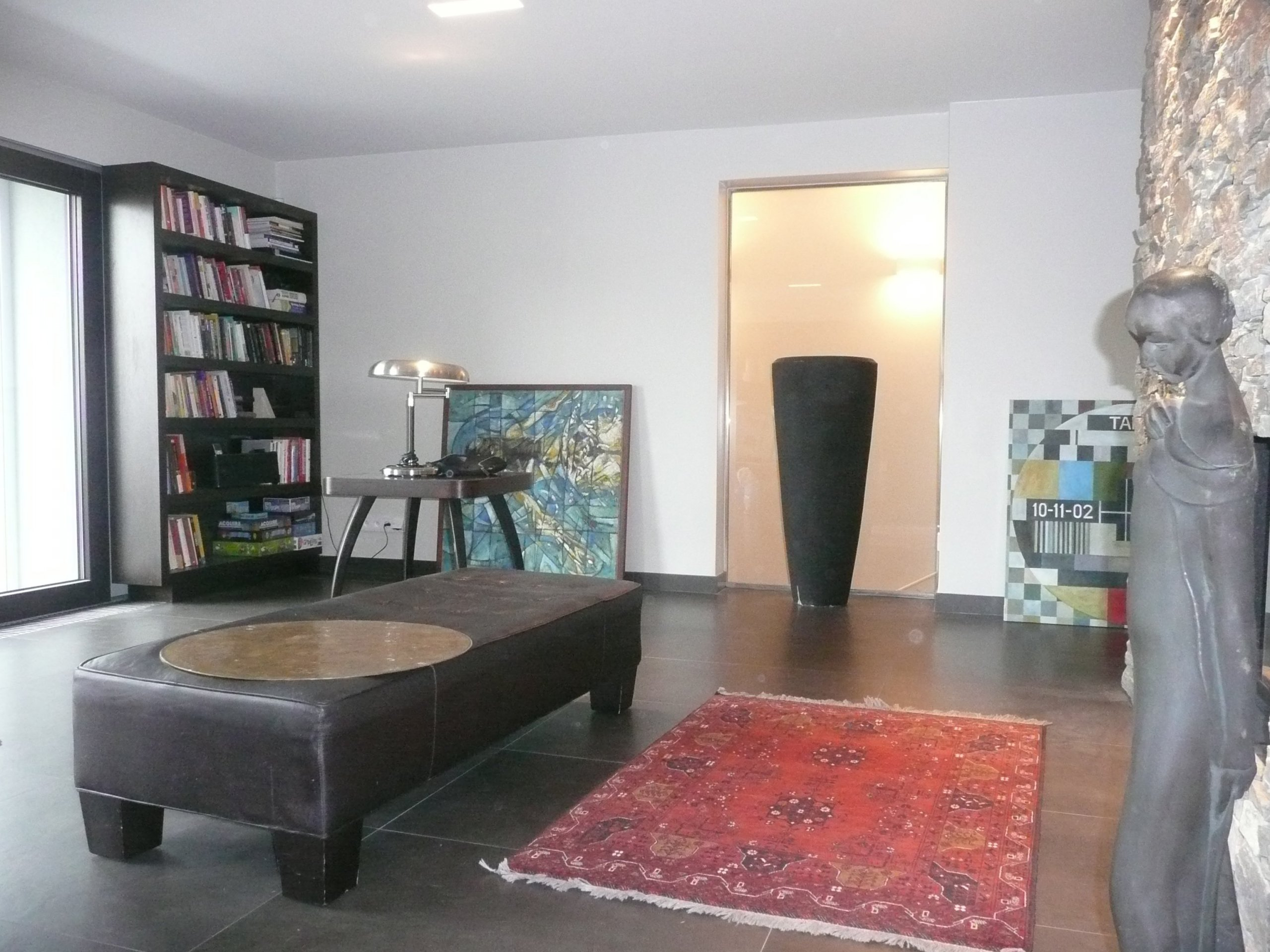Interiér bytu Praha 2 Vinohrady