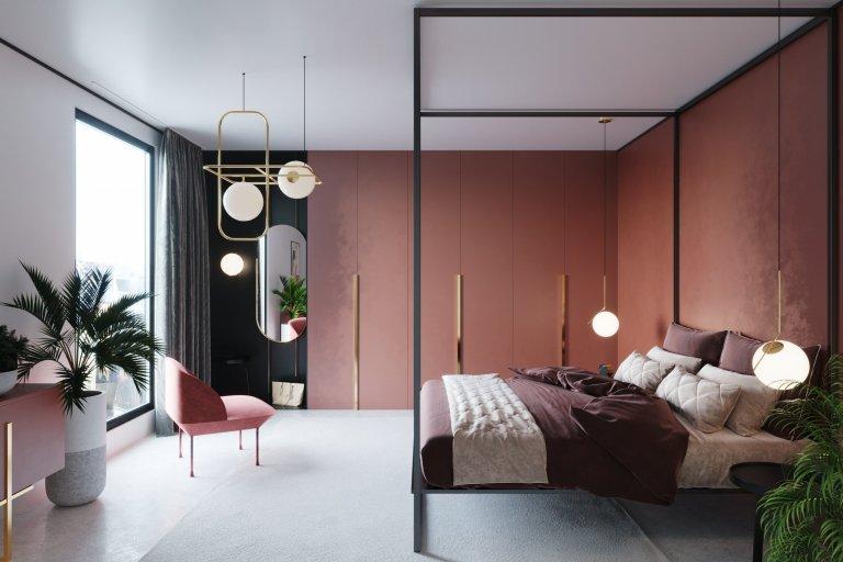Architekt: 2prostory Místo: Praha Rok: 2018 Velikost: 92m²