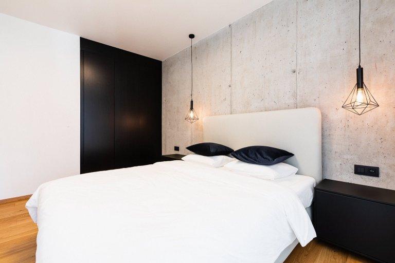 Dvoupokojový byt kde architekt nedělal žádné kompromisy