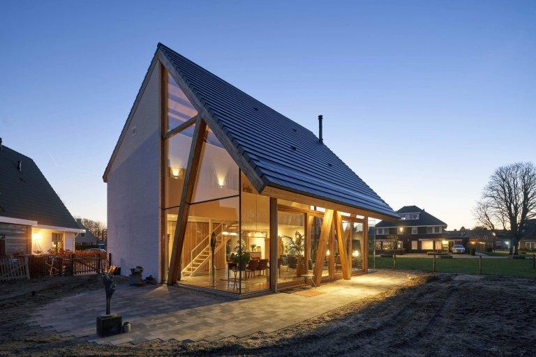 "Když se ""stodola"" inspiruje katalogovými domy"