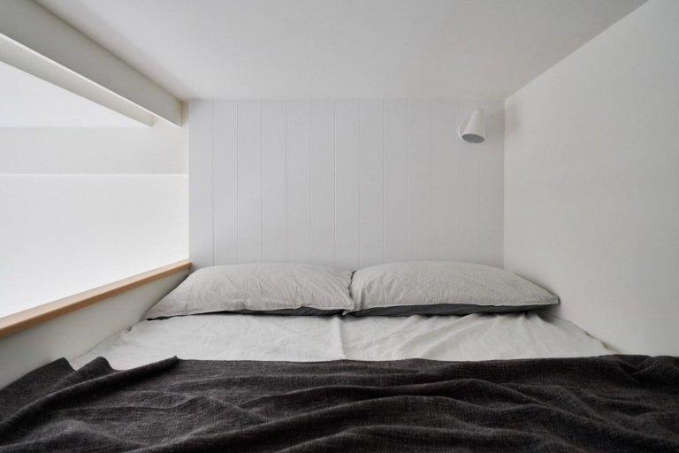 I na ploše 17,6 m² může vzniknout dokonalé bydlení