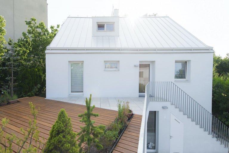 Rekonstrukce rodinného domu typu okál