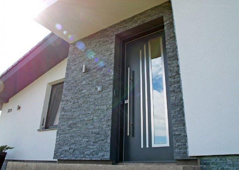Moderní vstupní dveře